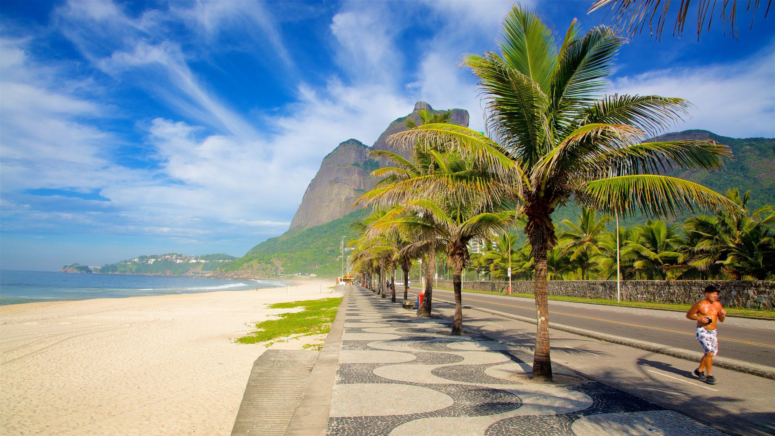 Sao Conrado, Rio de Janeiro, Rio de Janeiro State, Brazil