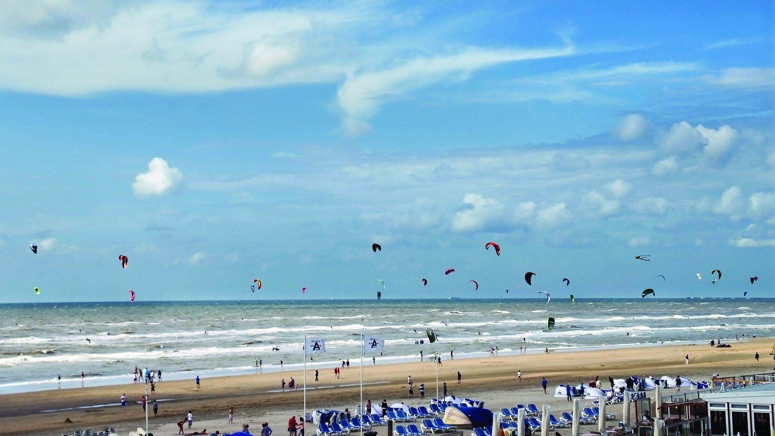 Zandvoort, Noord-Holland, Nederland