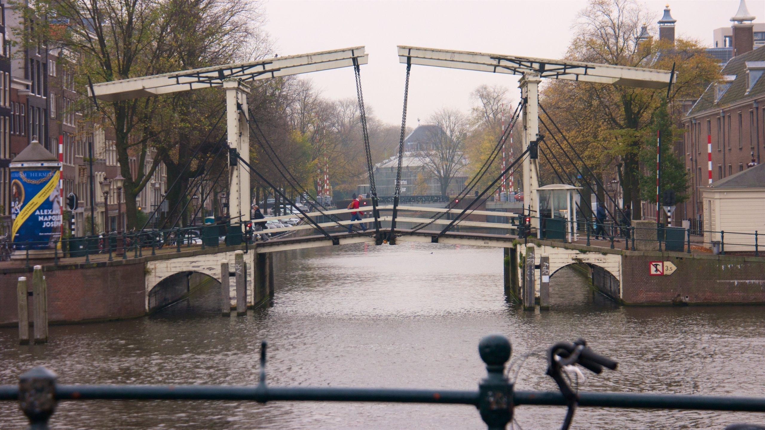 Amstelveld, Amsterdam, Noord-Holland, Nederland