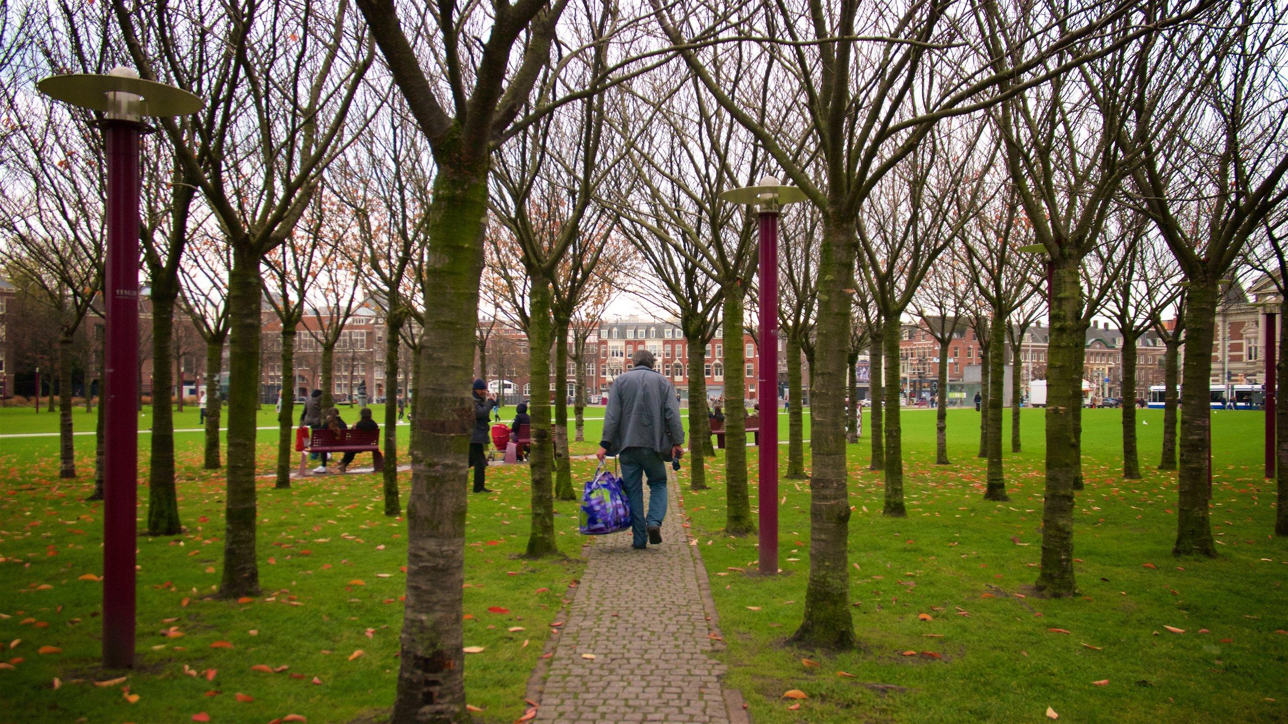 Museumplein, Amsterdam, Nordholland, Niederlande