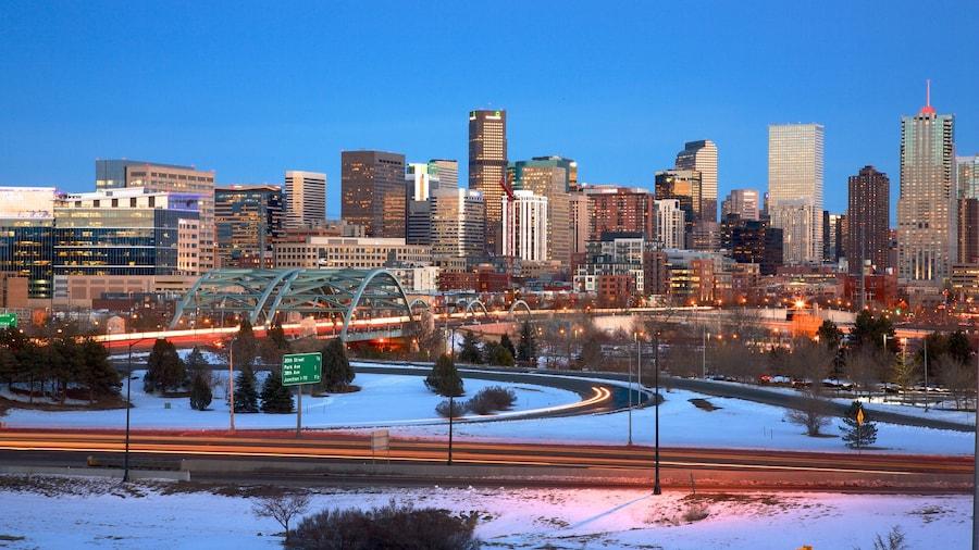 Denver showing cbd