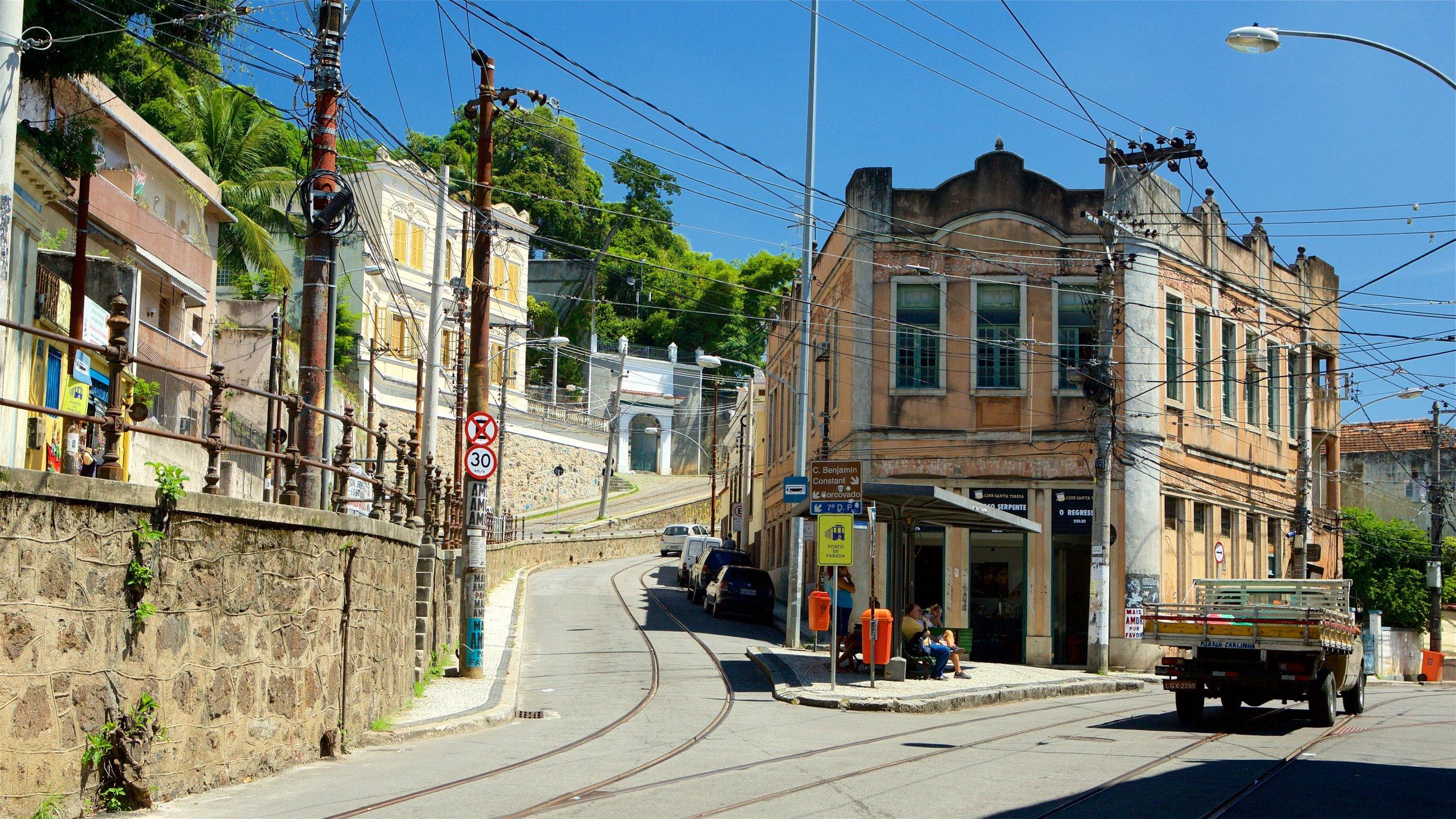 Santa Teresa, Rio de Janeiro, Rio de Janeiro State, Brazil