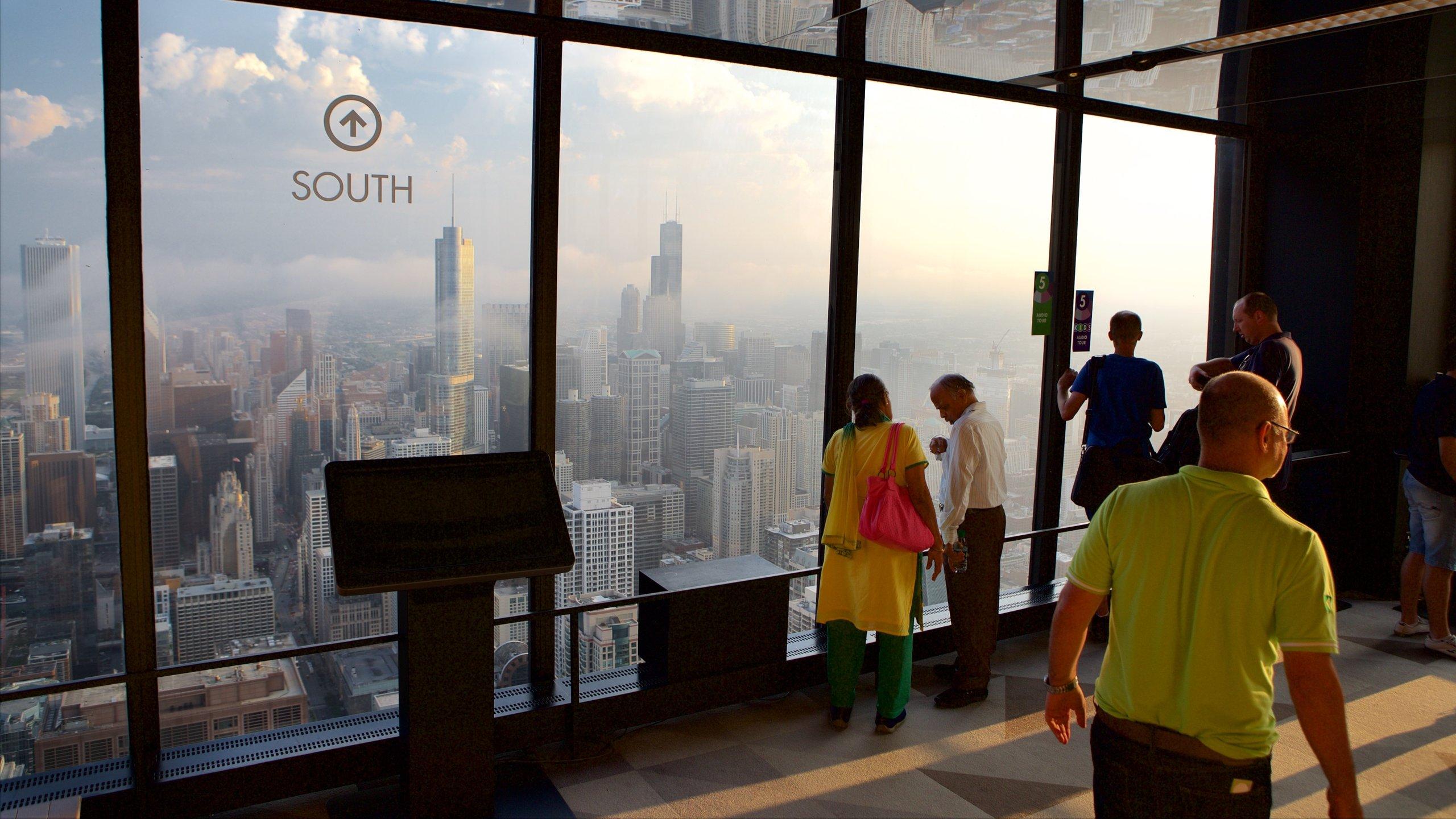 Willis Tower, Chicago, Illinois, Stati Uniti d'America