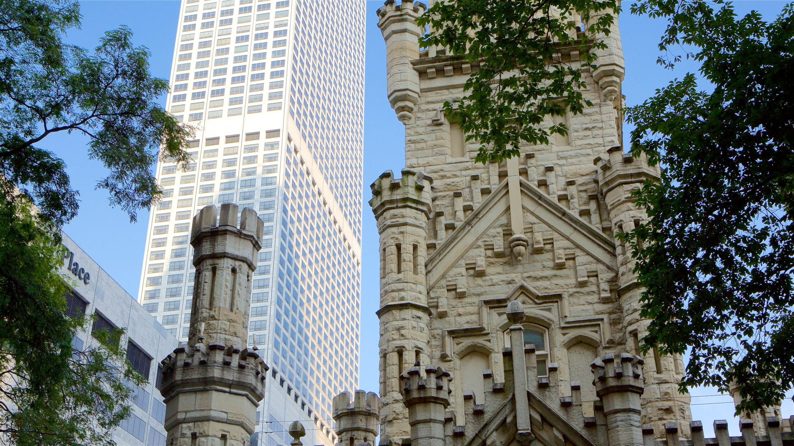 Chicago Water Tower, Chicago, Illinois, United States of America