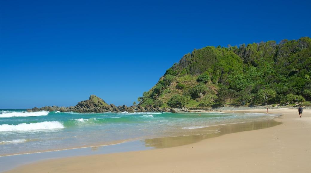 Playa de Kings ofreciendo una playa