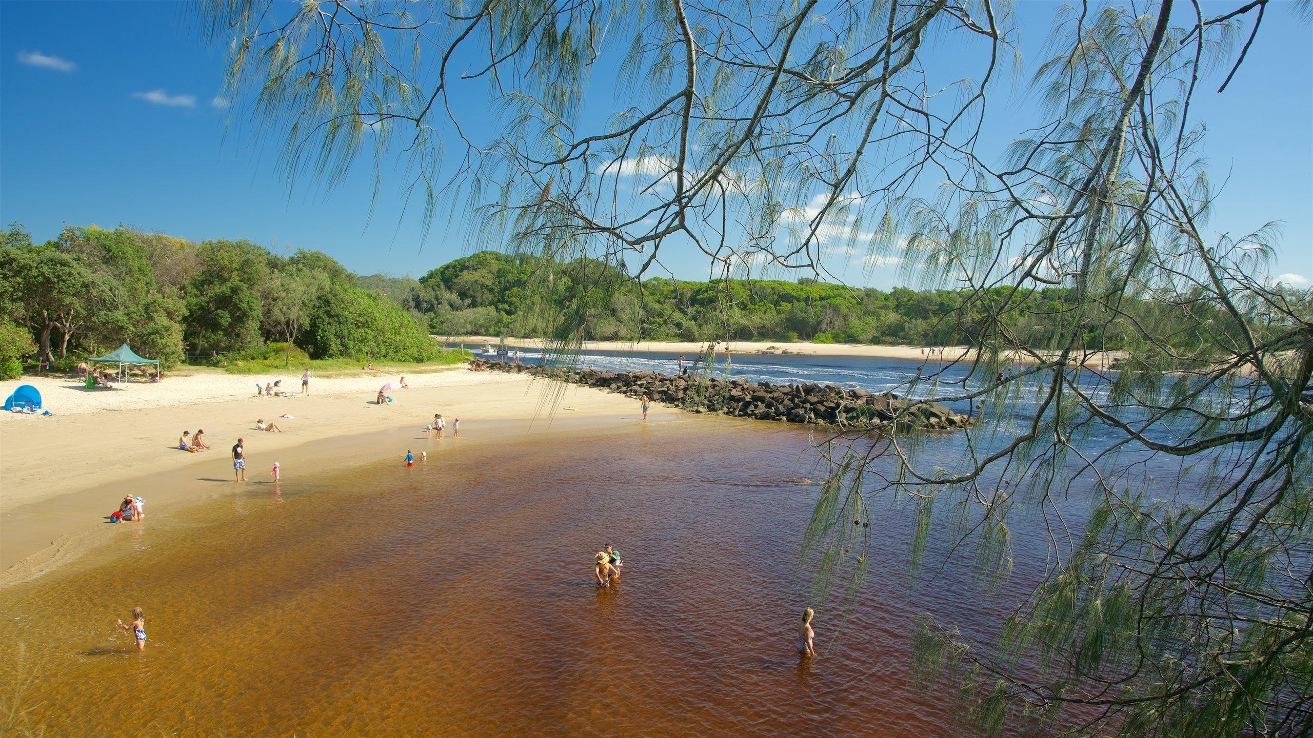 Torakina Park, Brunswick Heads, New South Wales, Australia