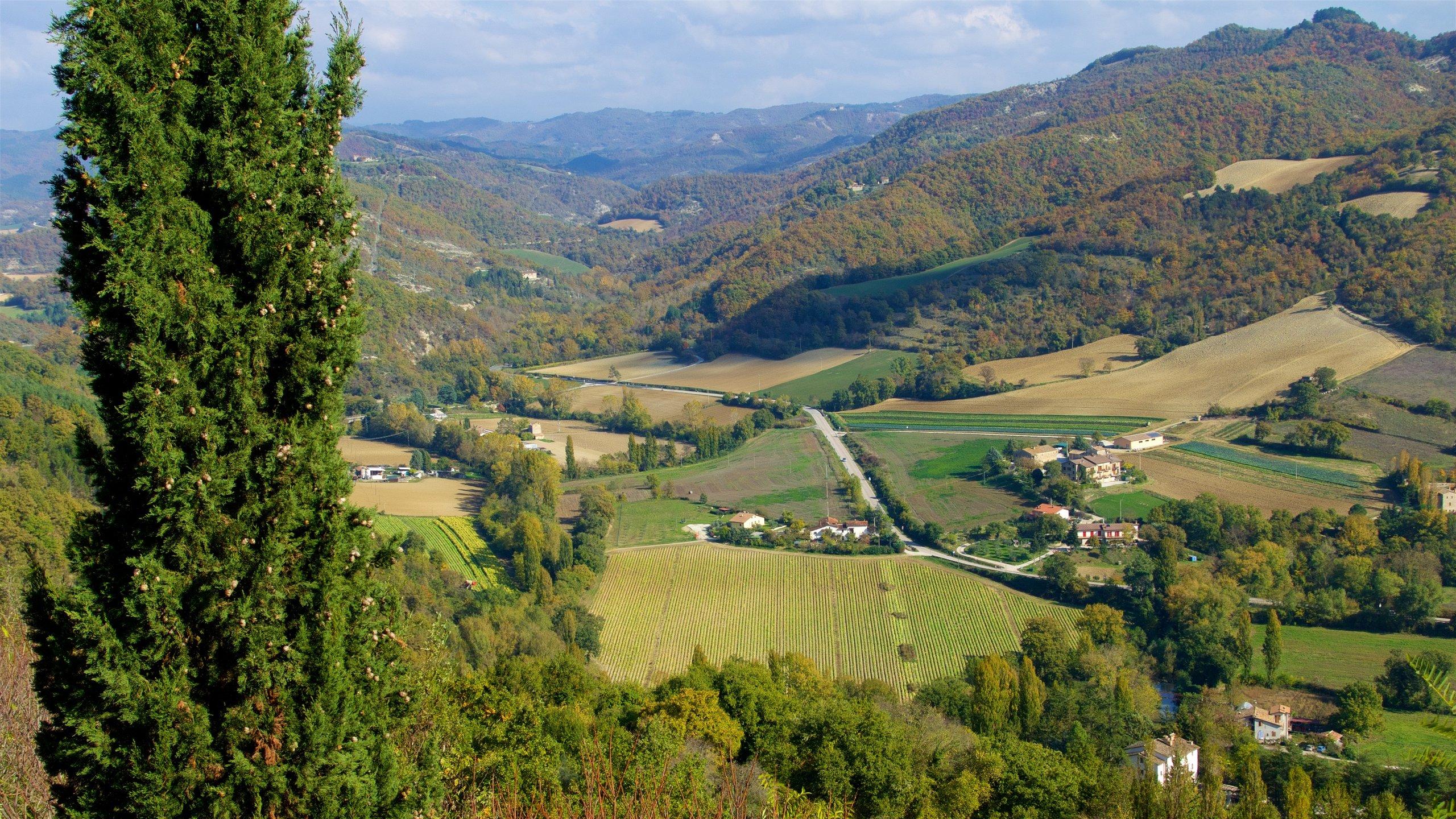 Montone, Umbria, Italy