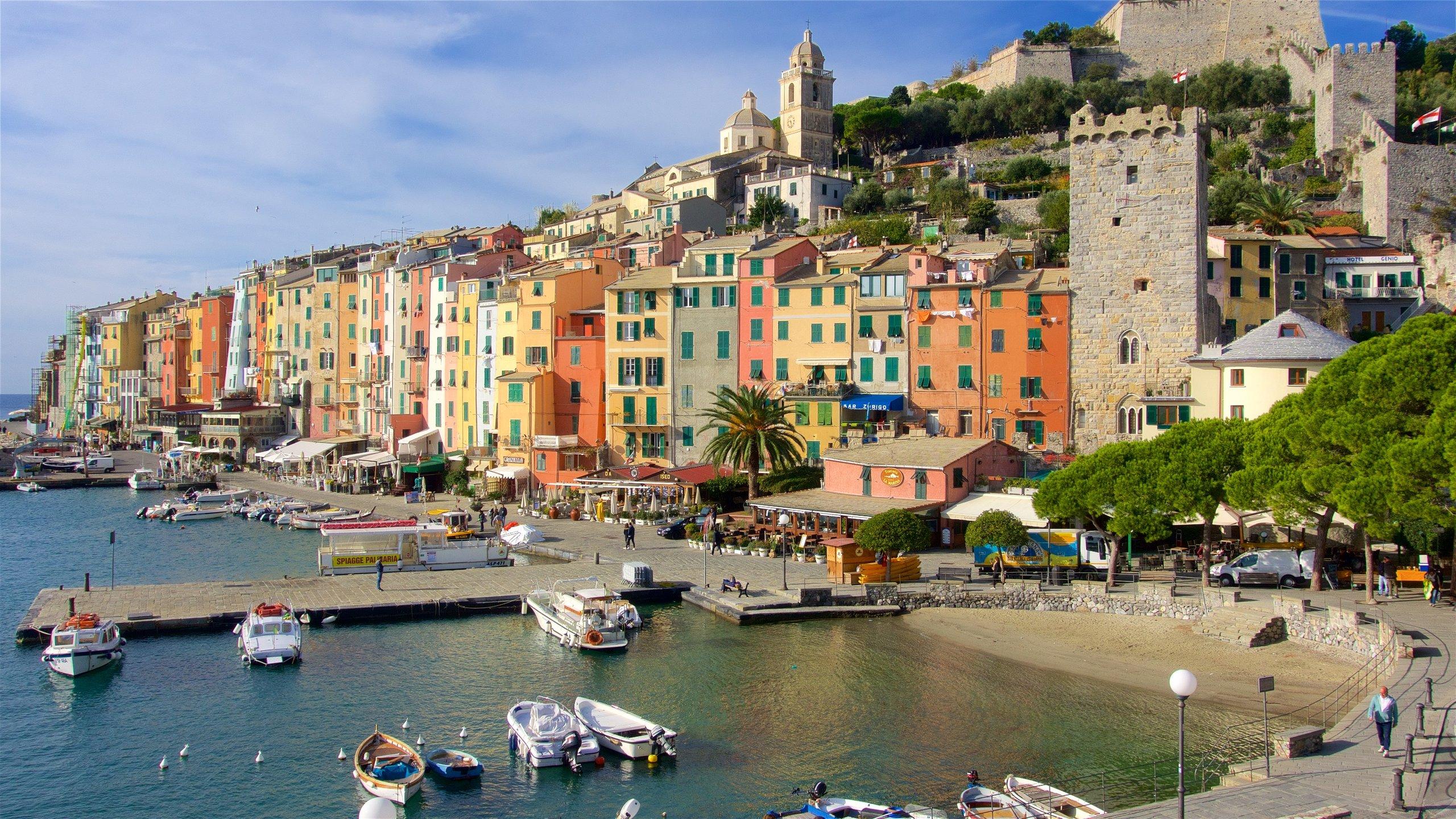 Italian Riviera, Italy