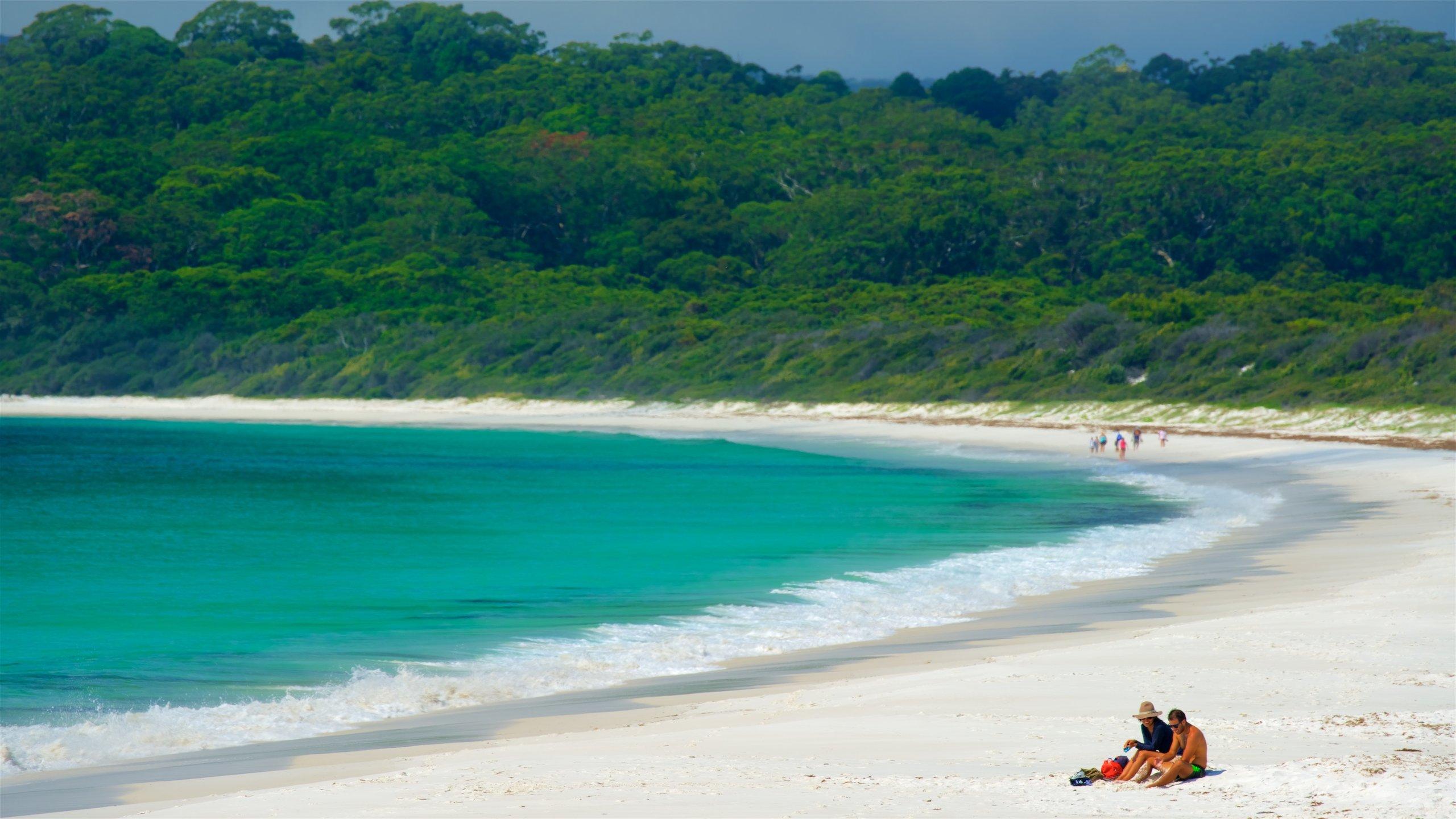 Hyams Beach, New South Wales, Australia