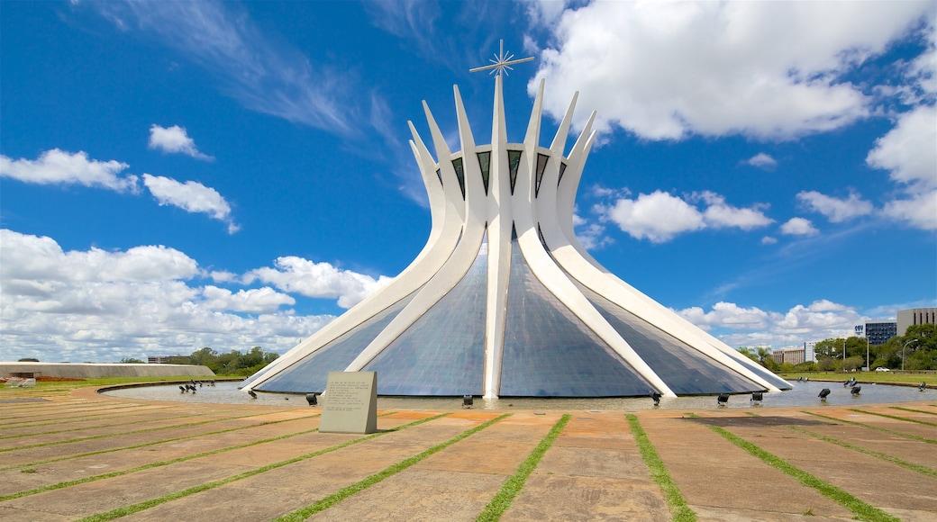 Región Centro - Oeste mostrando arquitectura moderna