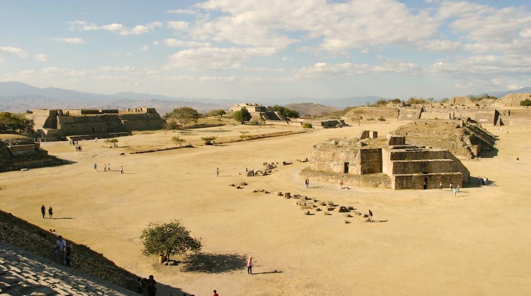 México ofreciendo escenas tranquilas, vistas al desierto y una ruina