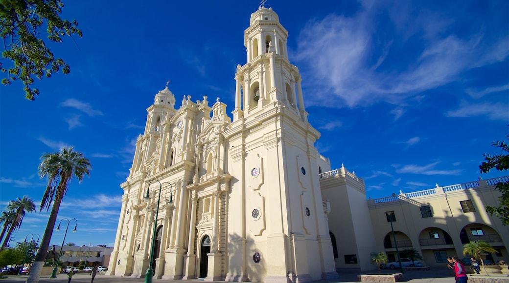 México que incluye escenas urbanas, una iglesia o catedral y patrimonio de arquitectura