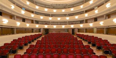 Mendoza featuring theater scenes