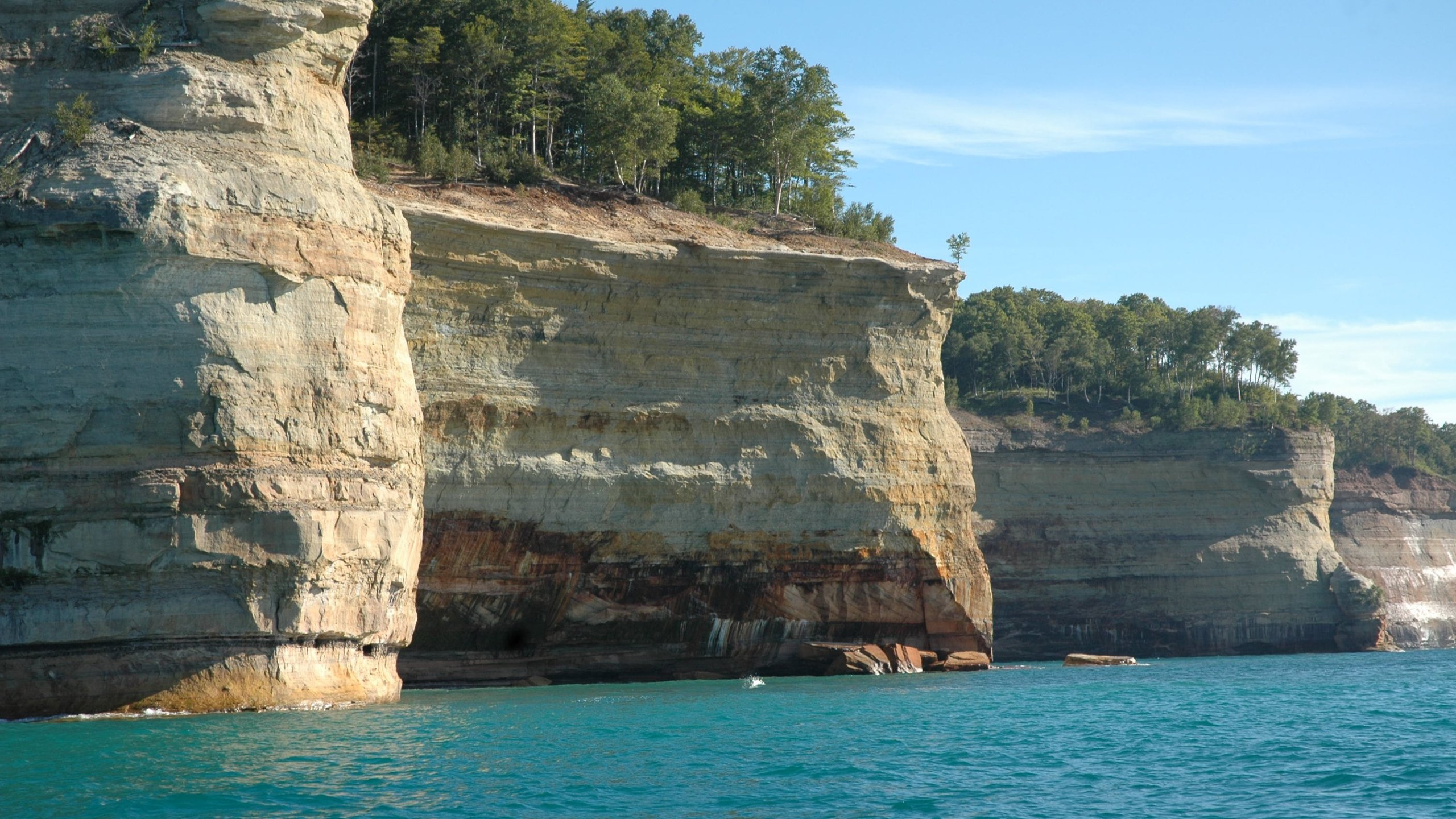 Pictured Rocks National Lakeshore, Michigan, United States of America