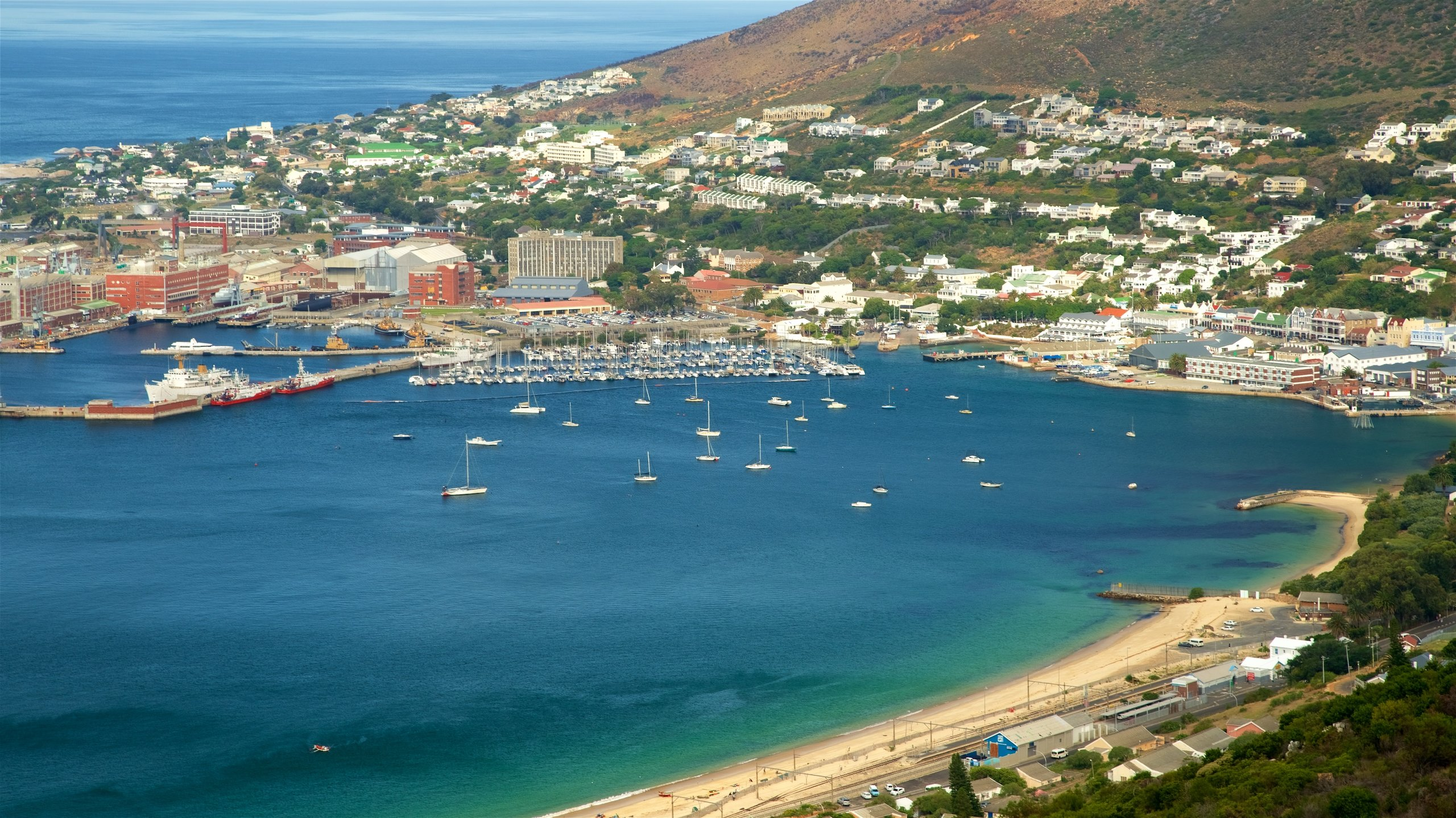 Simon's Town, Cape Town, Western Cape, South Africa