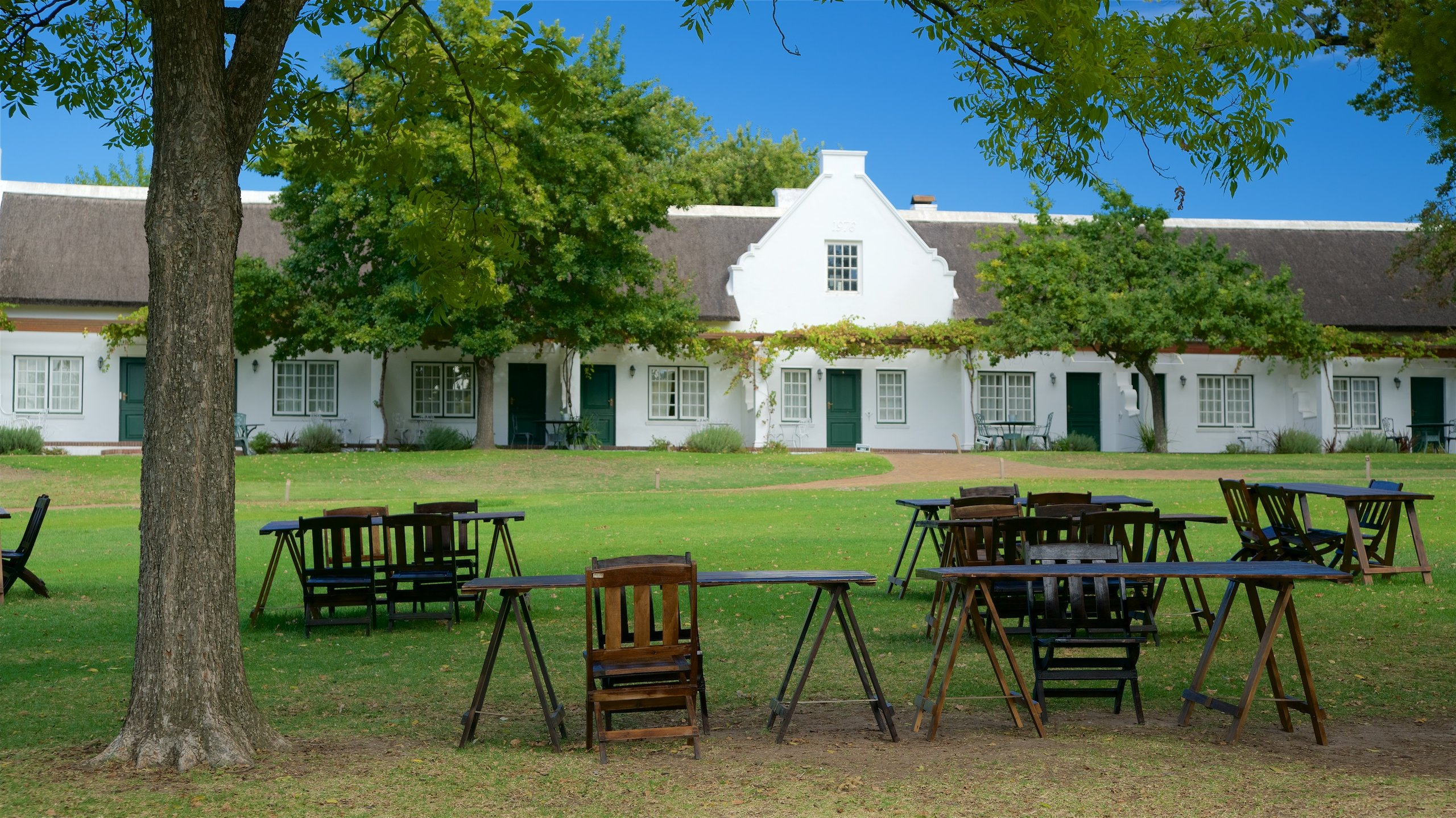 Laborie Wine Farm, Paarl, Western Cape, South Africa