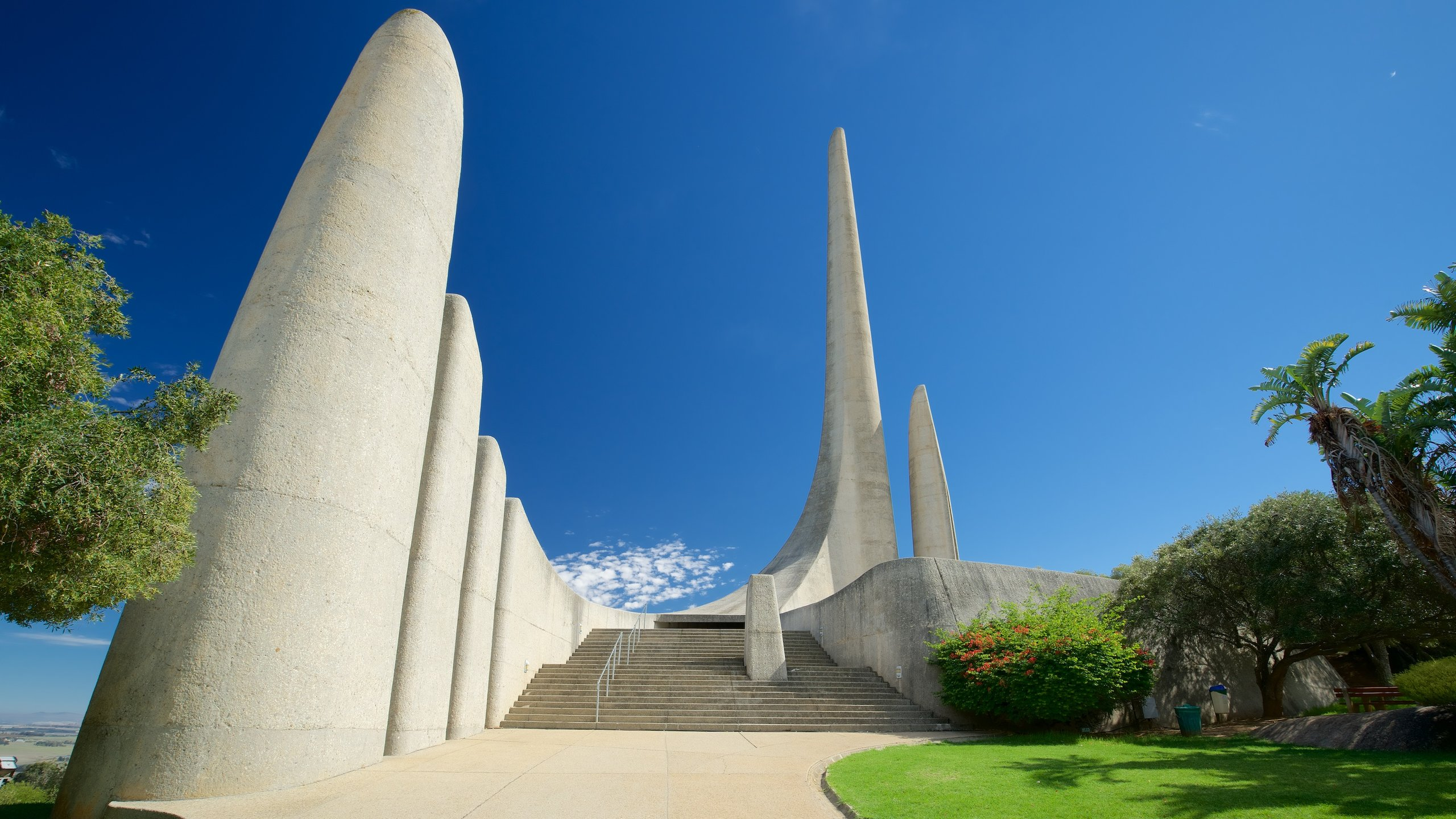 Afrikaans Language Monument, Paarl, Western Cape, South Africa