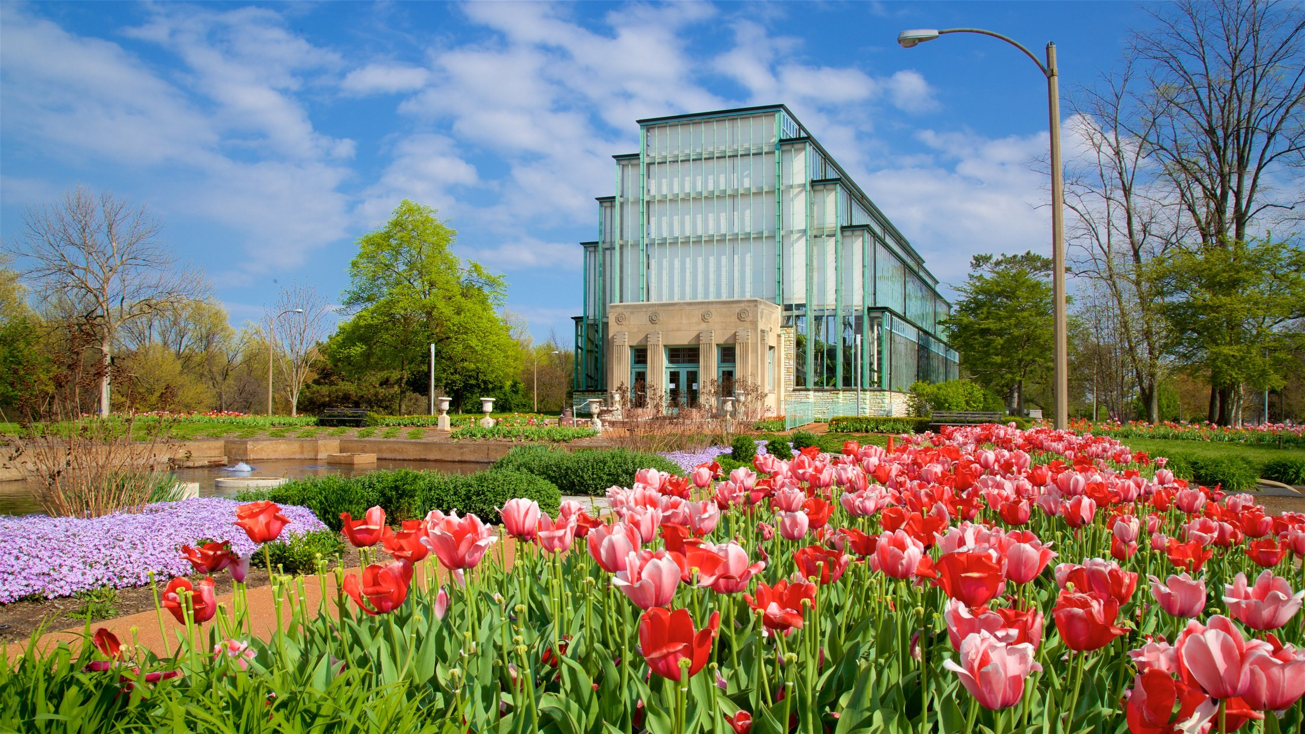 Nature, history and cultural institutions come together in one of the United States' largest urban parks, which buzzes with St. Louis' dynamic community spirit.