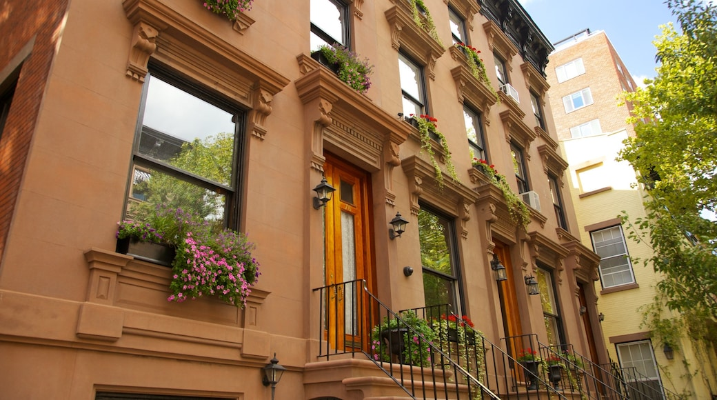 Brooklyn featuring a city and heritage architecture