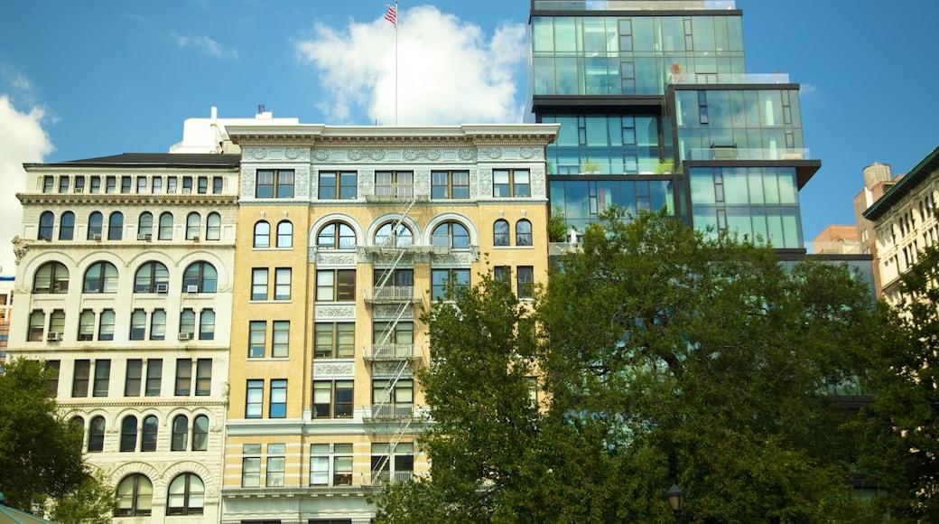 聯合廣場 其中包括 廣場 和 城市