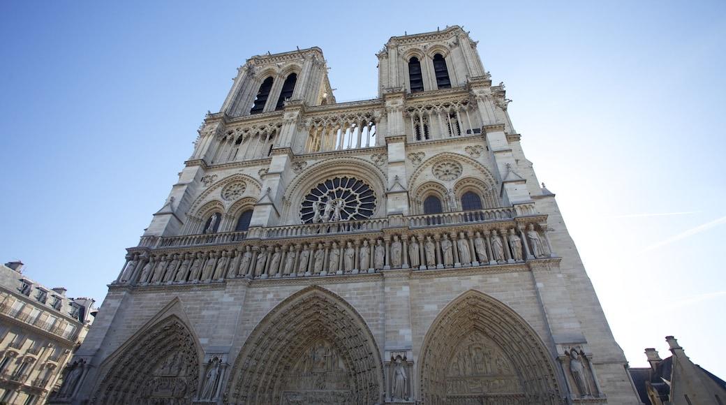 Cattedrale di Notre Dame caratteristiche di monumento, chiesa o cattedrale e città