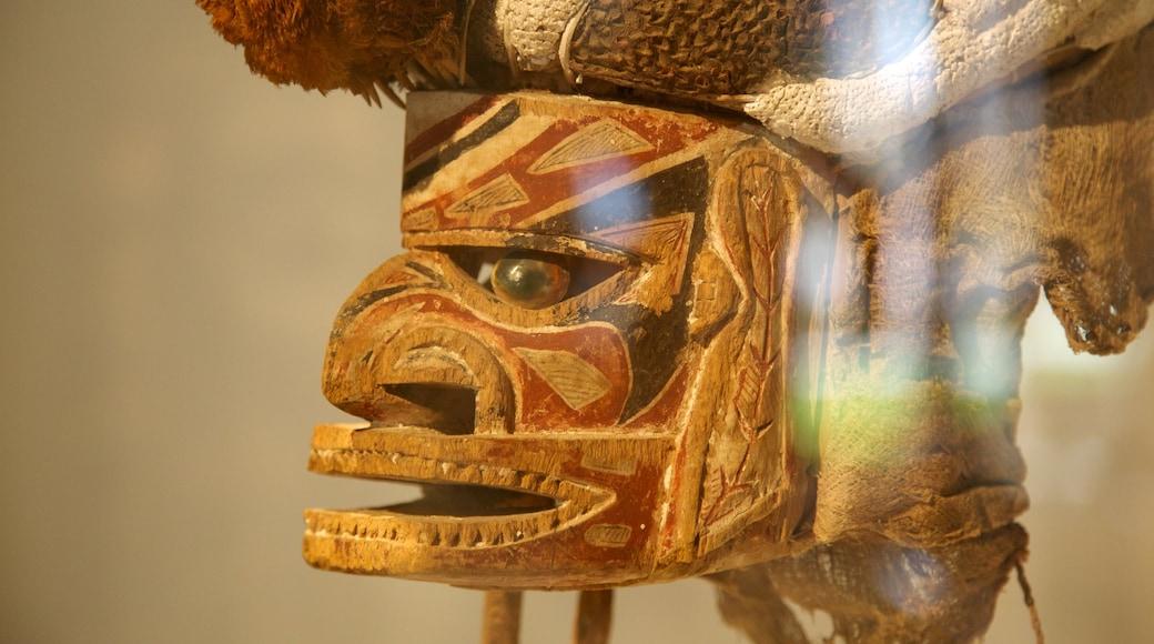 Los Angeles County Museum of Art bevat kunst en interieur