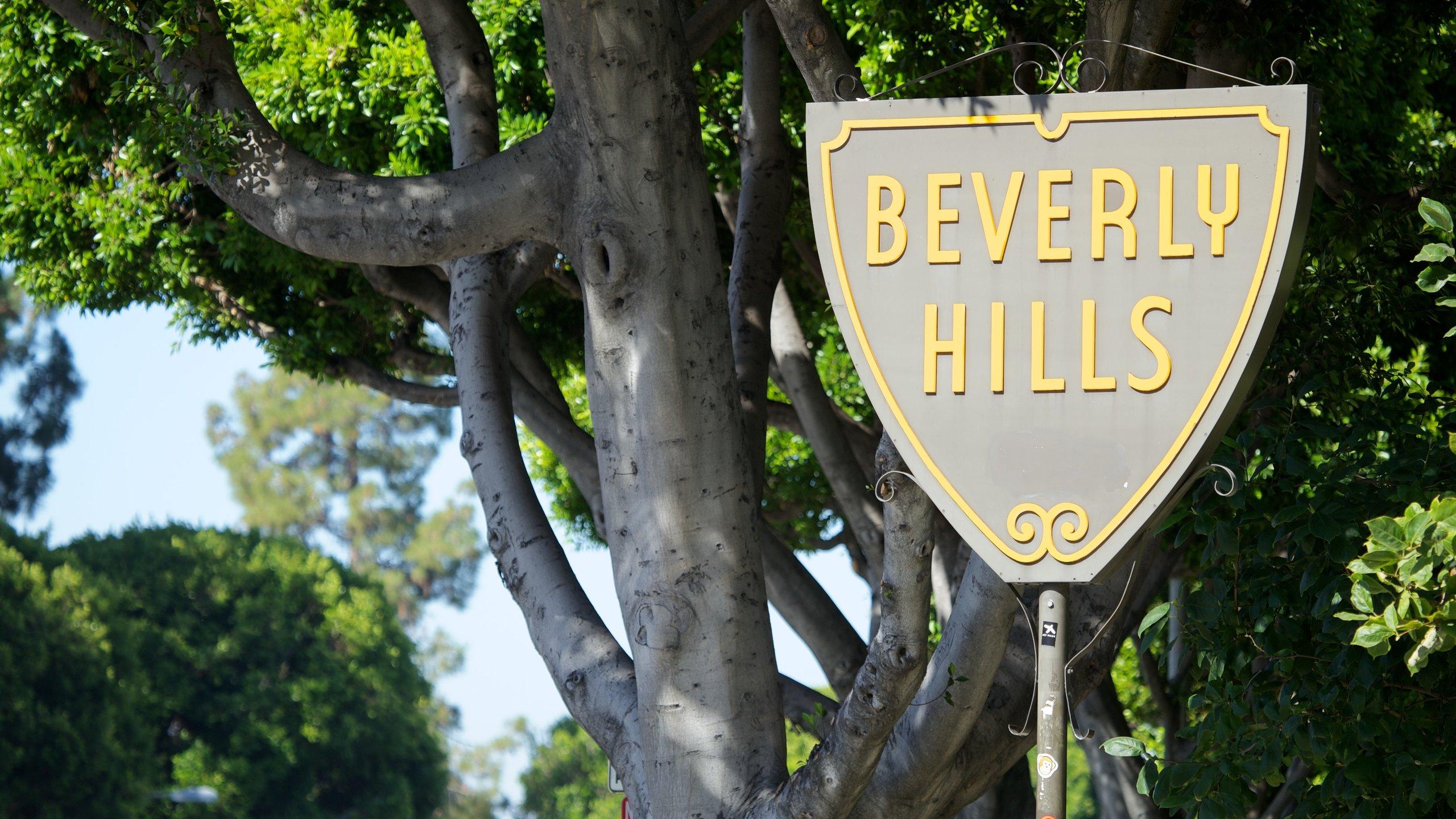 Beverly Hills, Kalifornien, USA