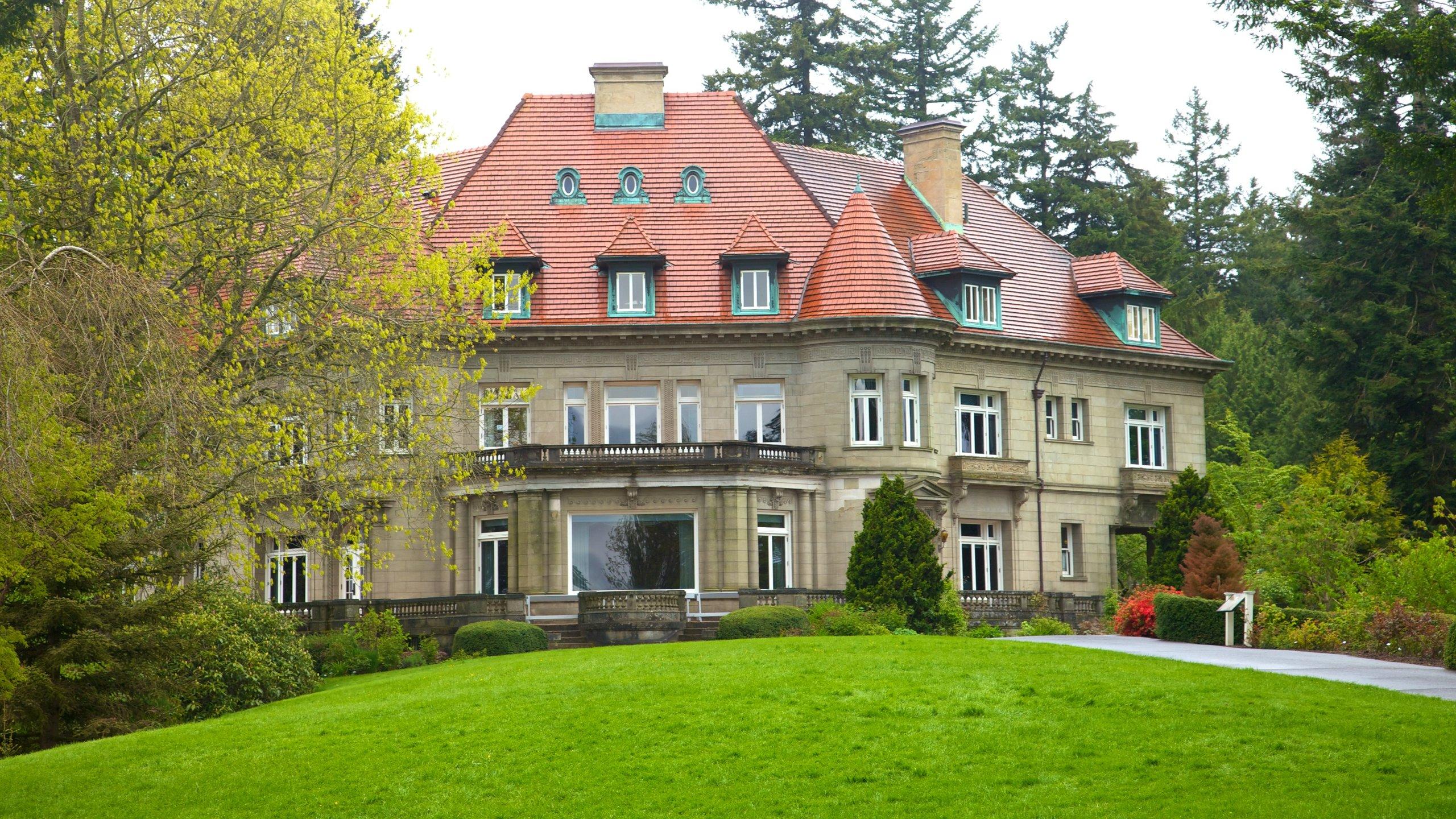 Pittock Mansion, Hillside, Oregon, United States of America