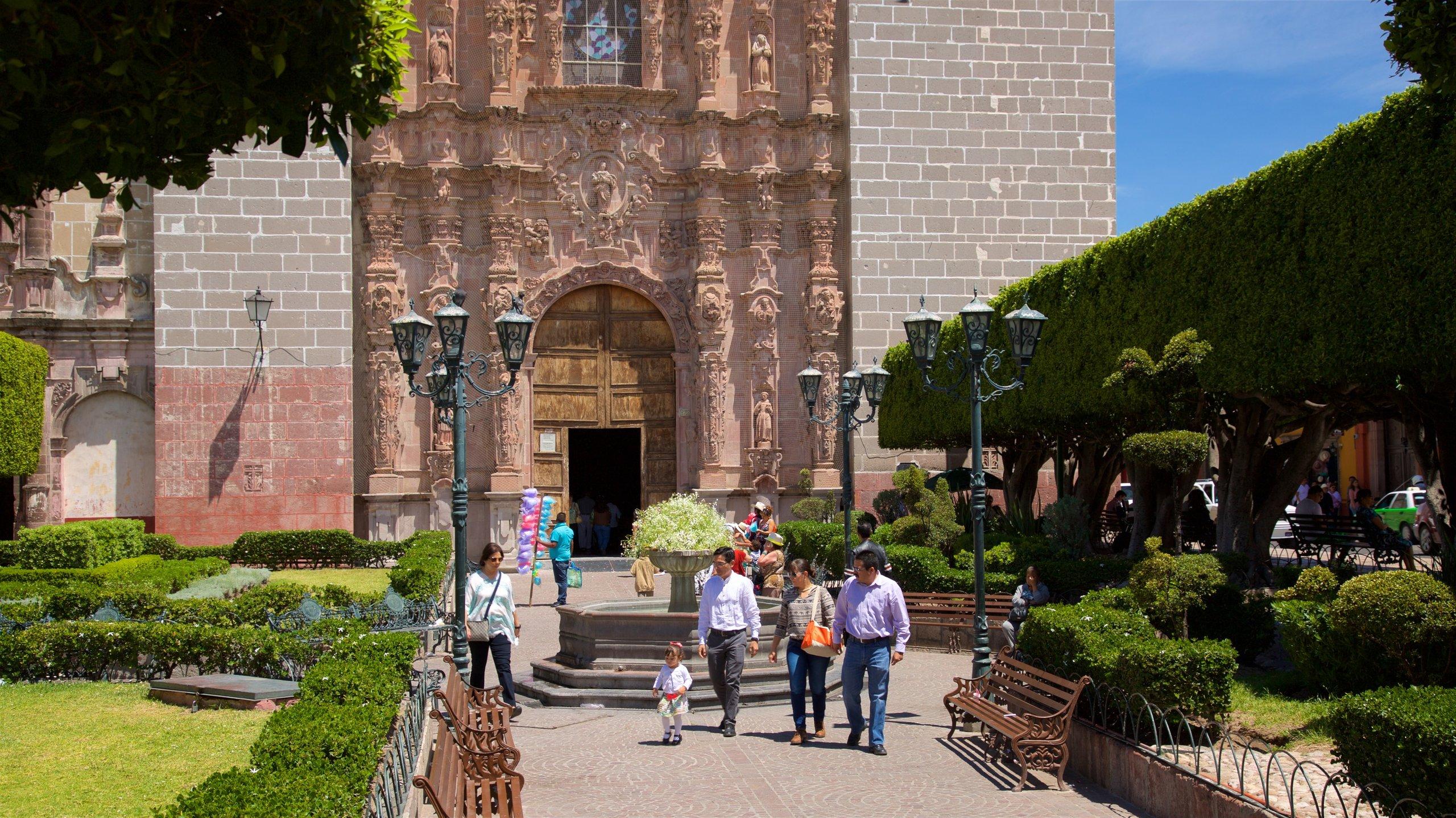 Templo de San Francisco, San Miguel de Allende, Guanajuato, Mexico