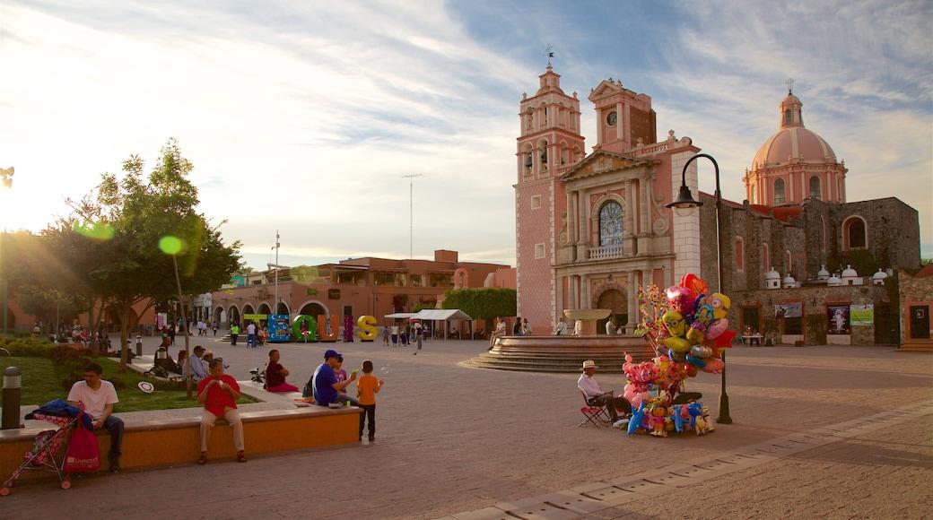 Downtown Tequisquiapan