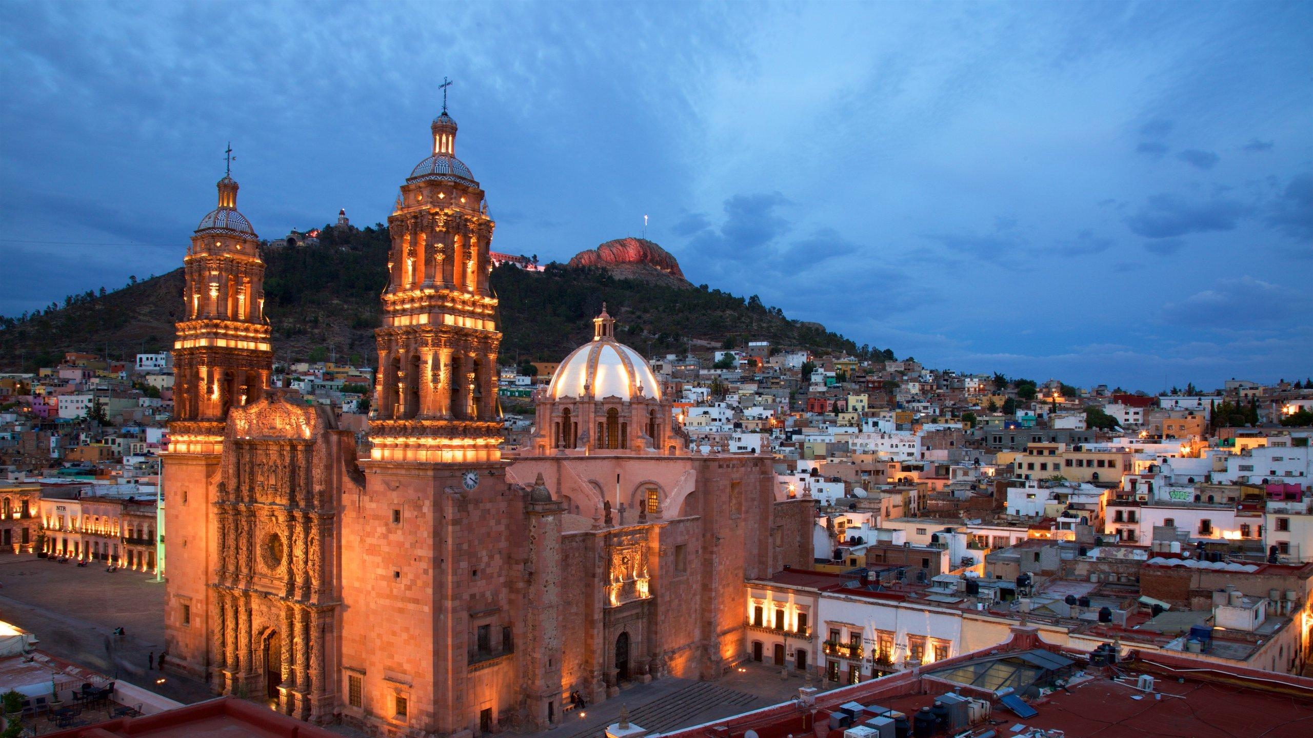Centro Histórico de Zacatecas.