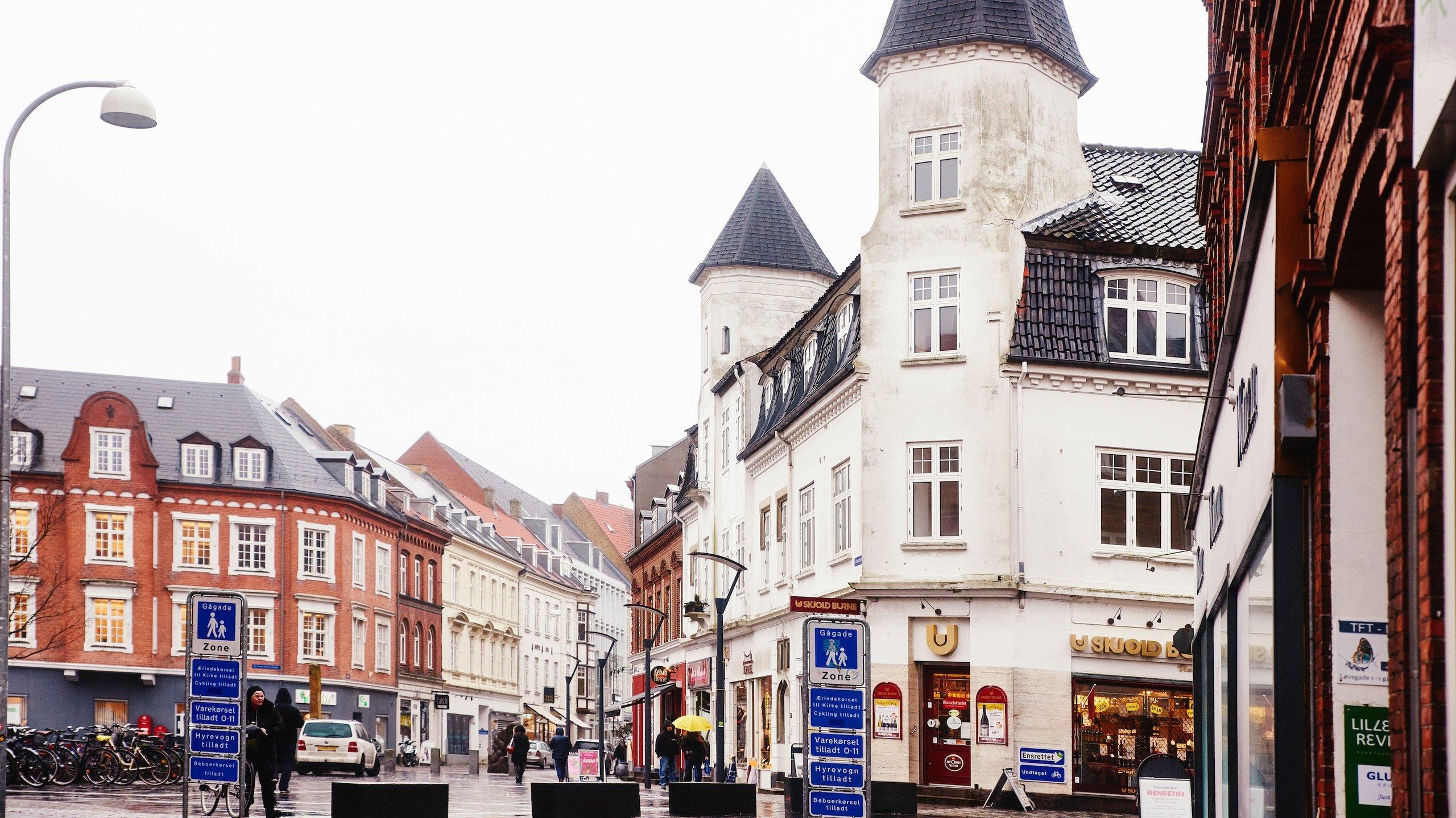Vestsjaelland (county), Sjaelland, Denmark