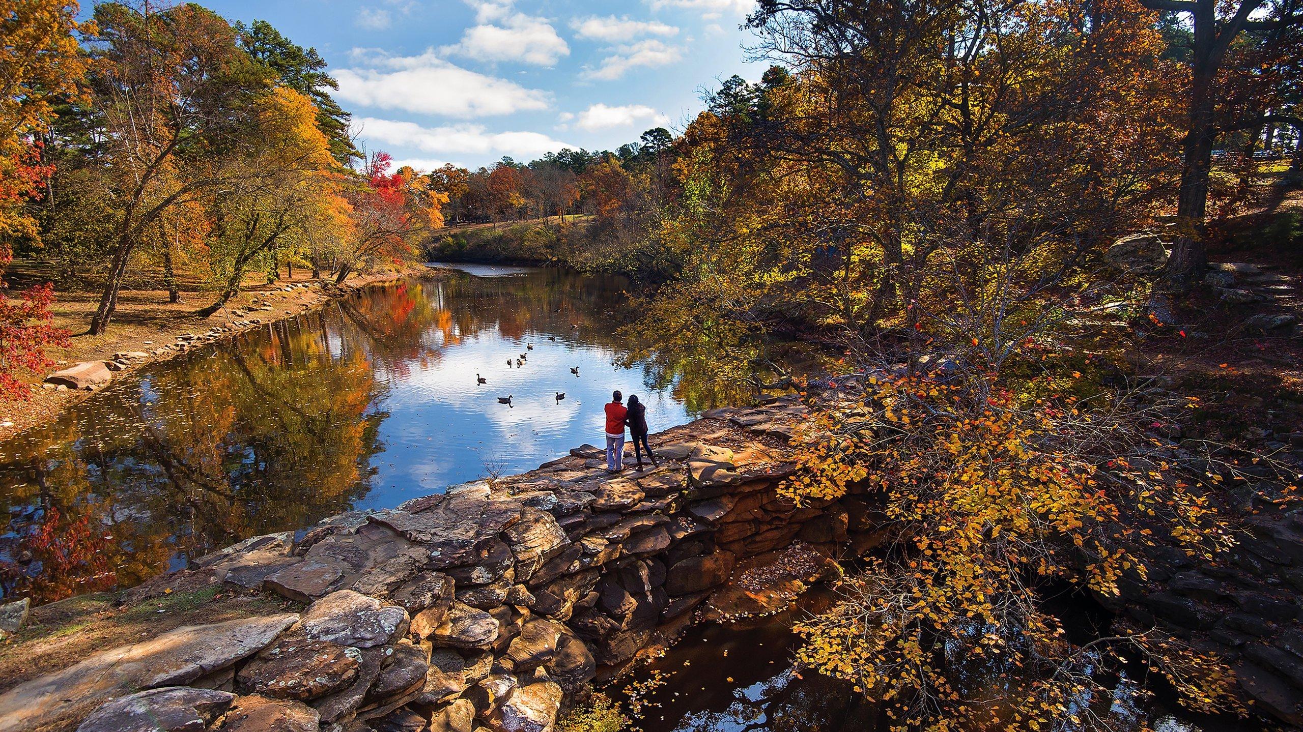 Petit Jean State Park, Morrilton, Arkansas, United States of America
