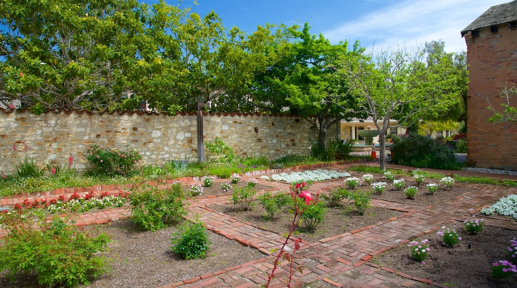 Monterey State Historic Park som omfatter en park