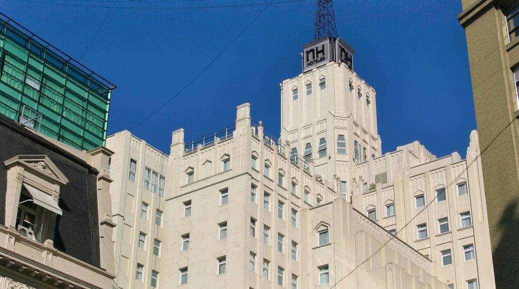 Buenos Aires centro que incluye una ciudad
