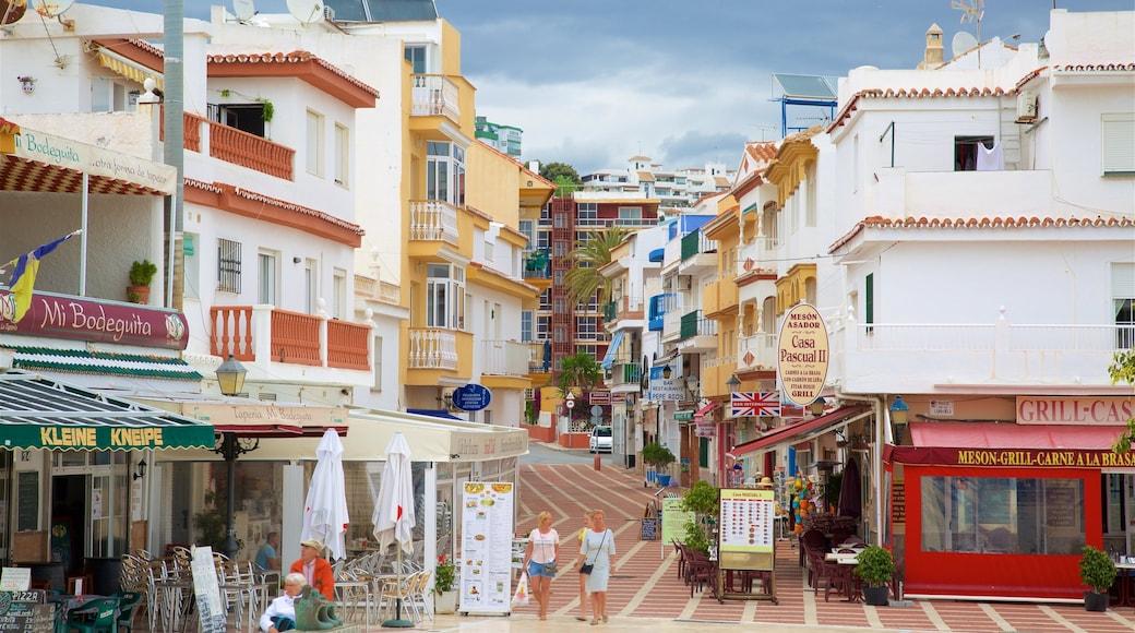 La Carihuela bevat straten