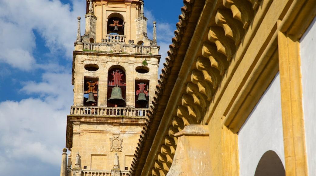 Mezquita de Córdoba que incluye elementos patrimoniales