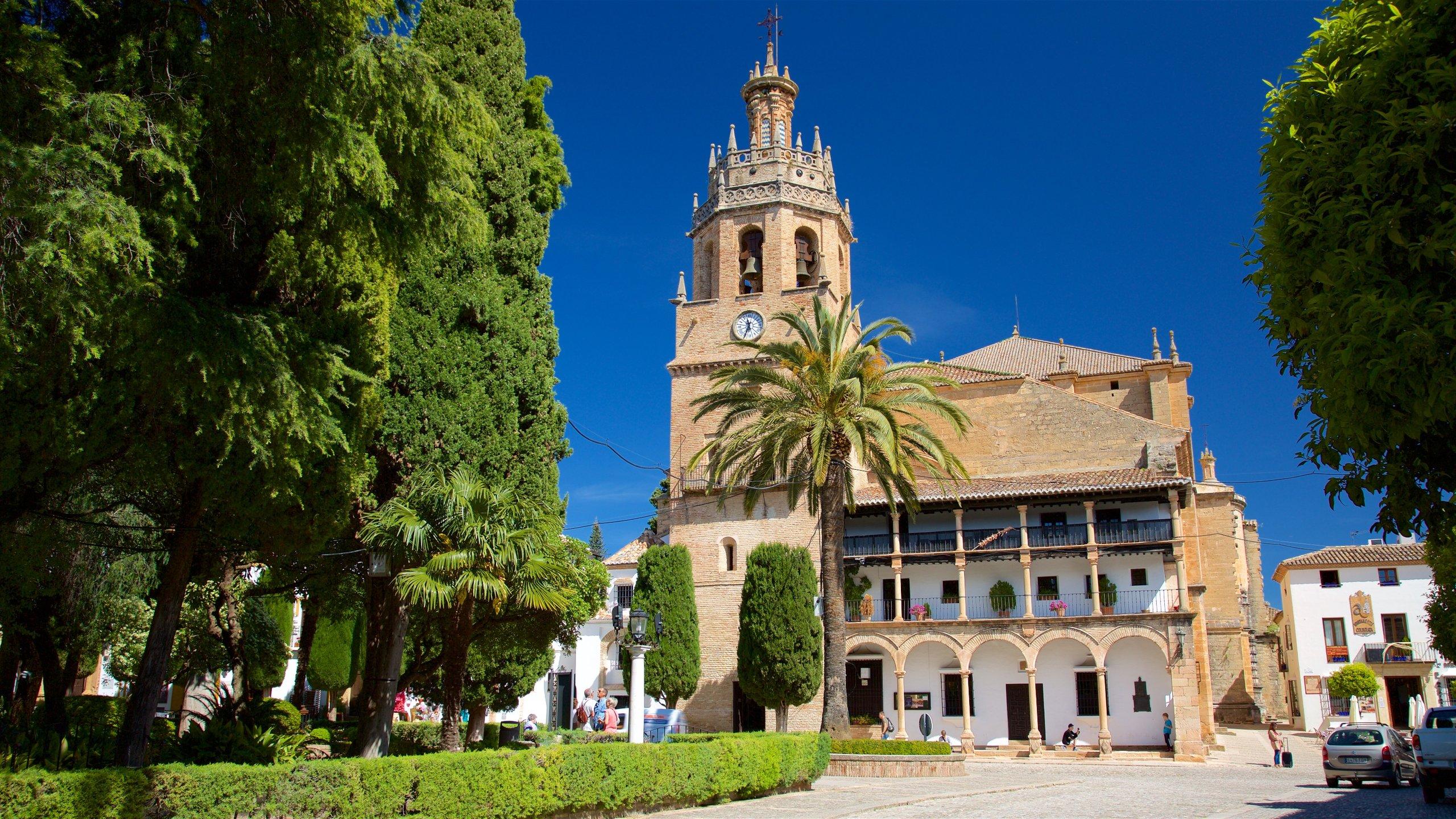 Old Town Ronda, Ronda, Andalusia, Spain