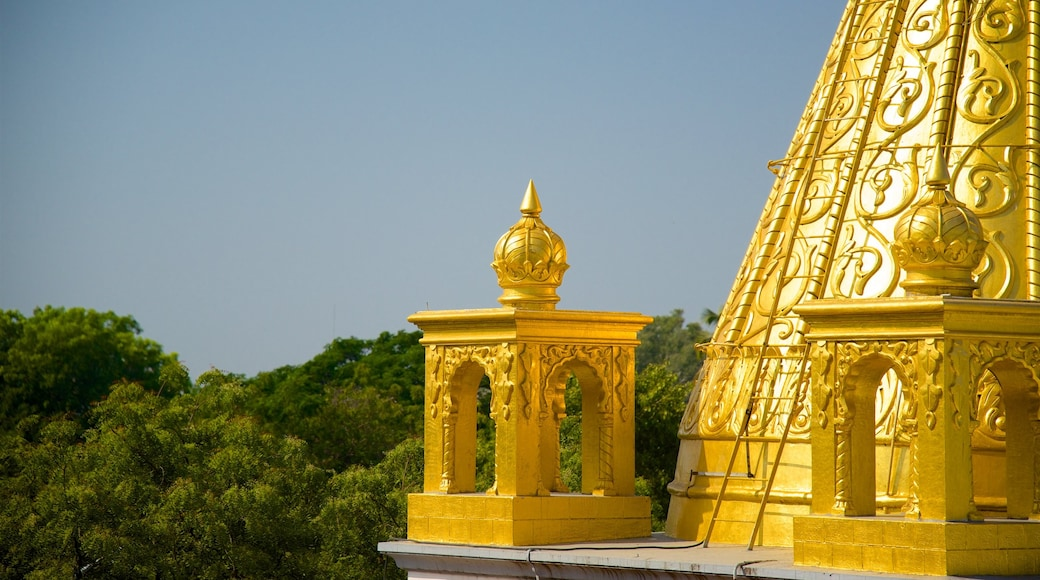 Sai Baba Temple showing heritage architecture and a temple or place of worship