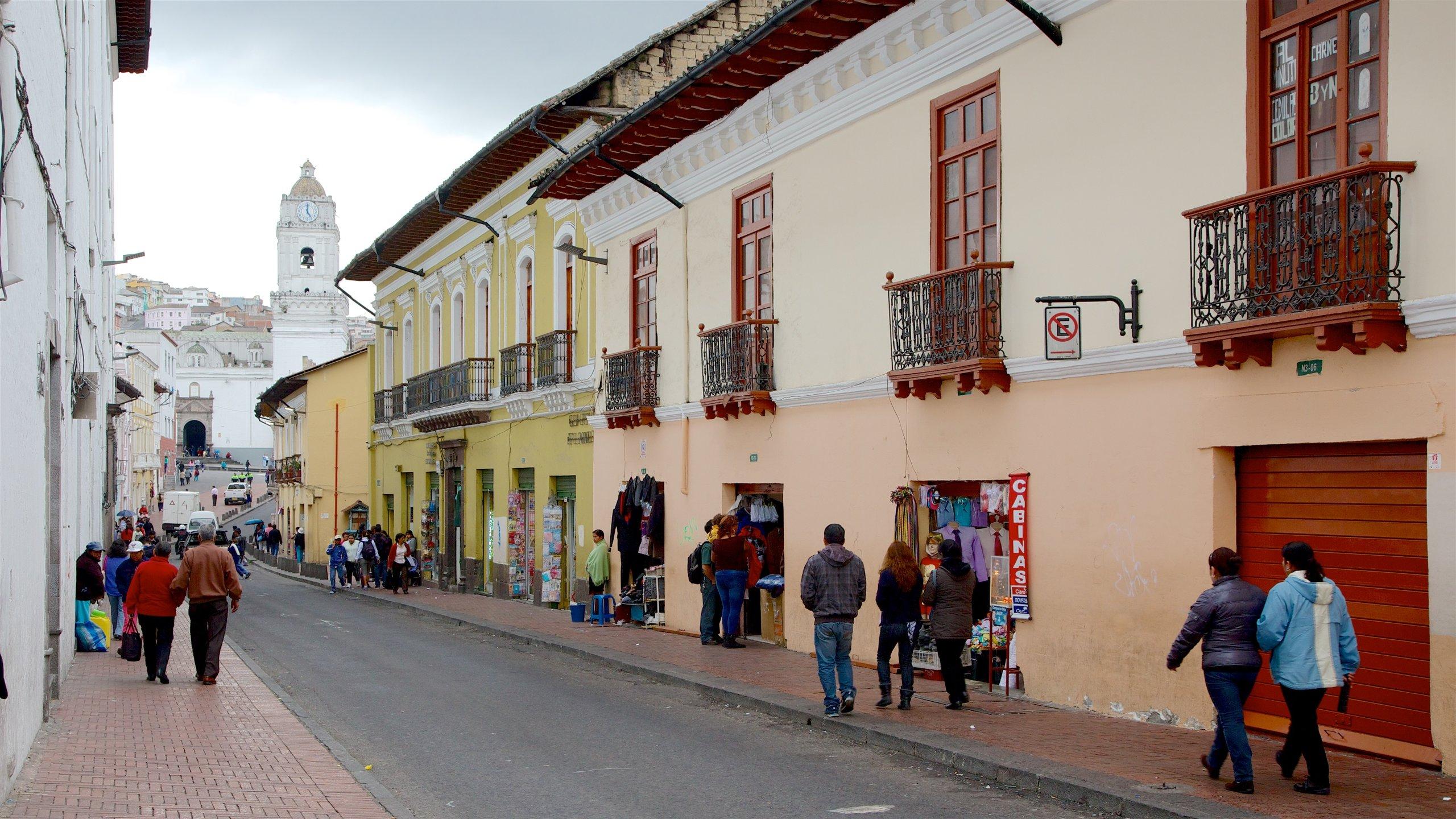 Plaza de San Francisco, Quito, Pichincha, Ecuador