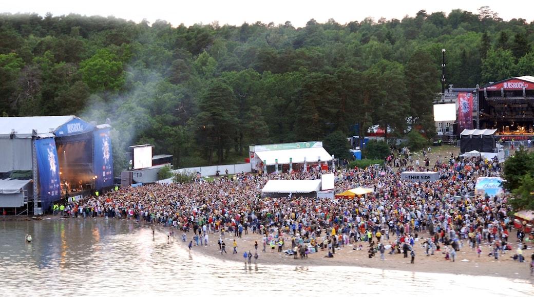 Turku featuring festivaali, esittävä taide ja musiikki