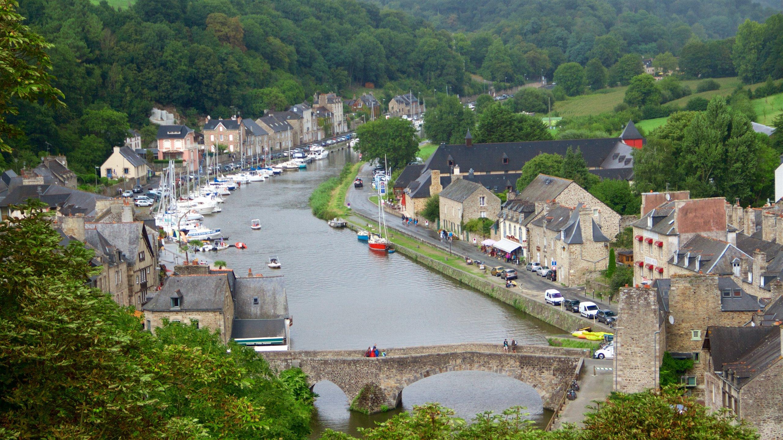 Dinan, Cotes d'Armor, France
