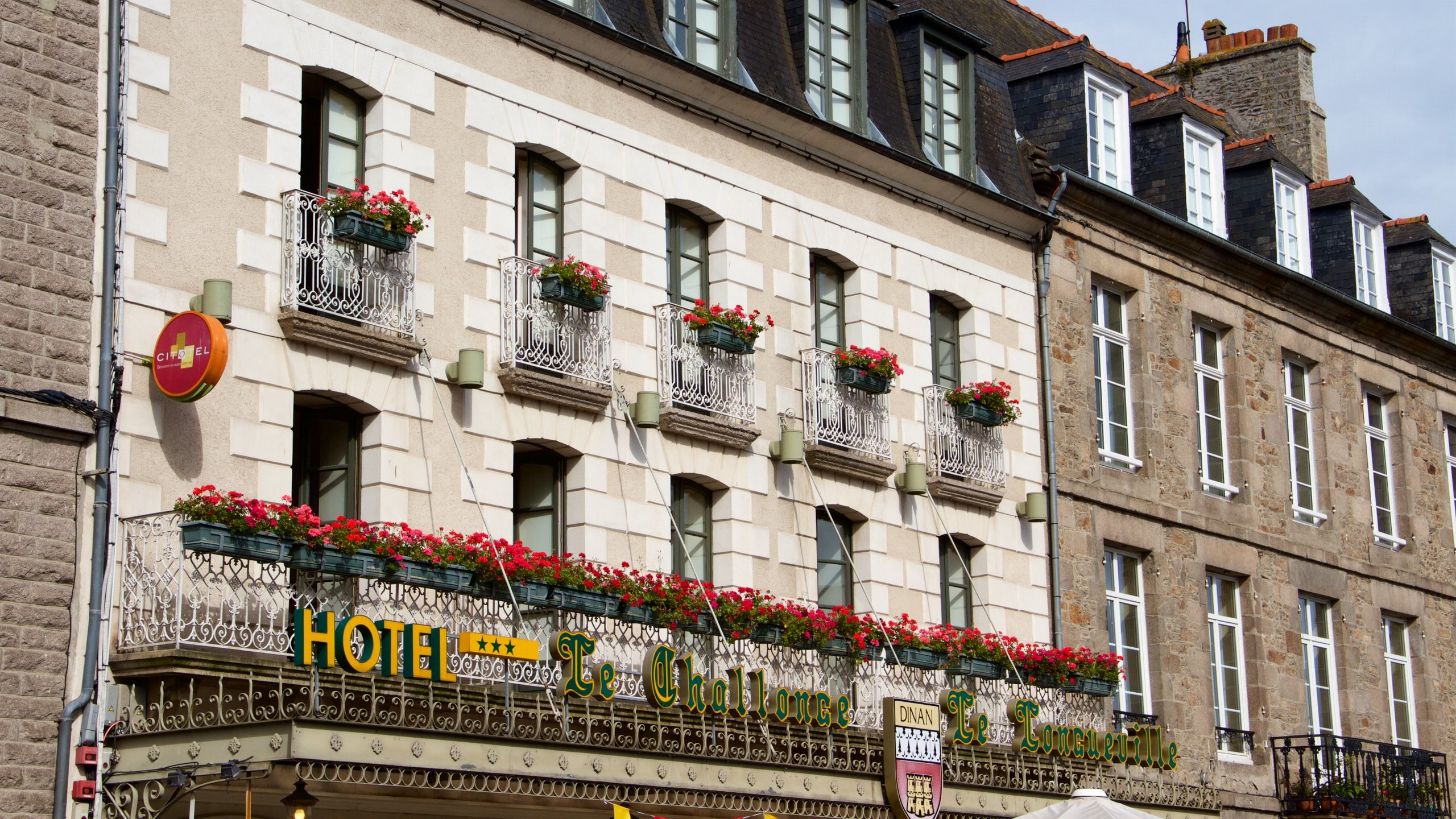 Dinan Agglomération, Cotes d'Armor, France