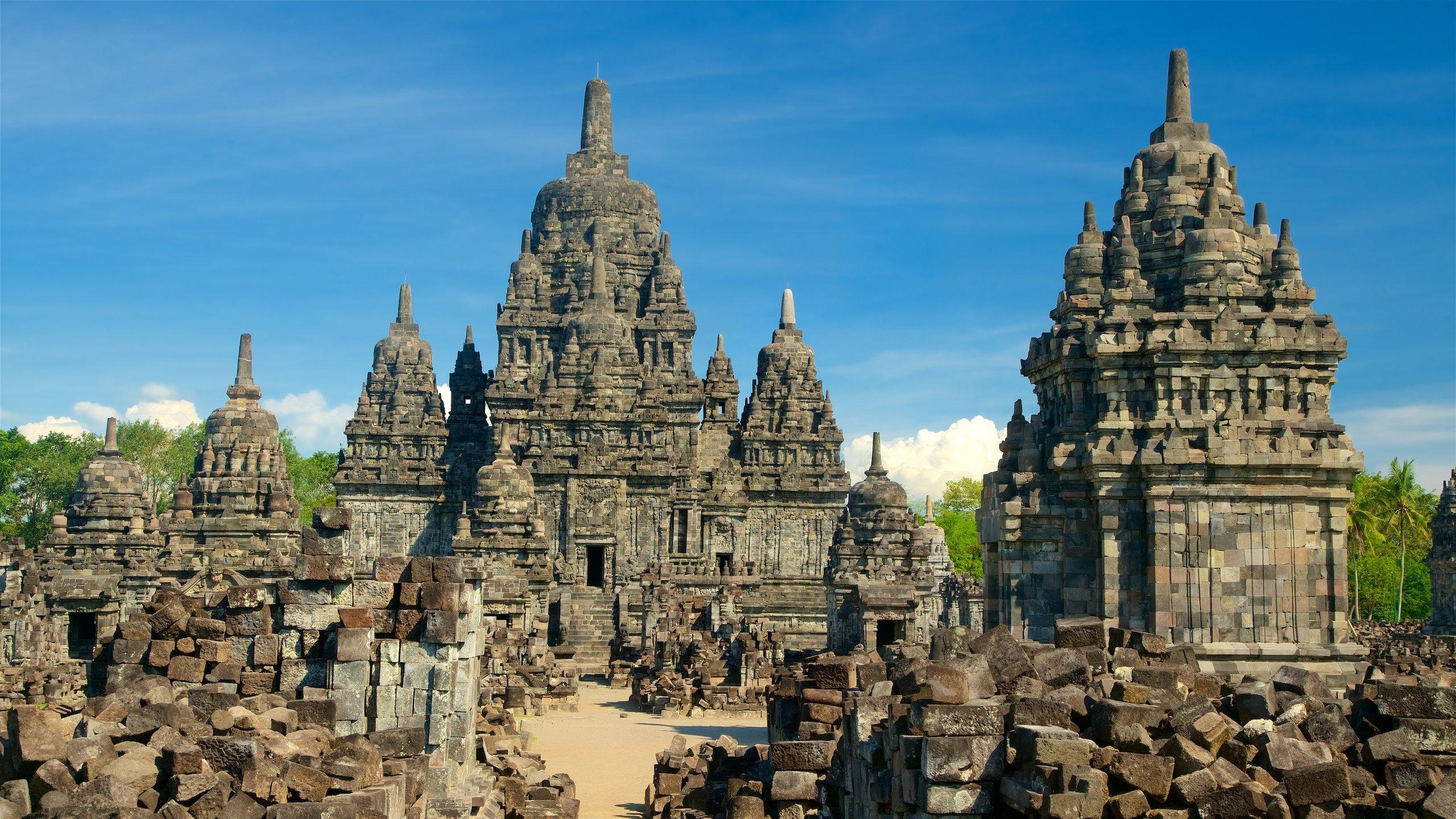 Sewu Temple, Prambanan, Central Java, Indonesia