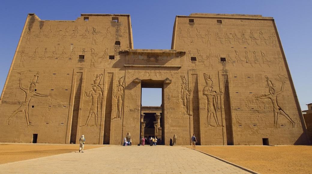 Ägypten das einen historische Architektur