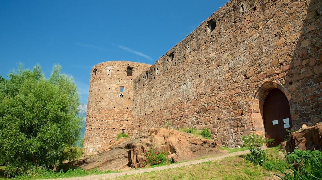 Schloss Sigmundskron mit einem Burg und Geschichtliches