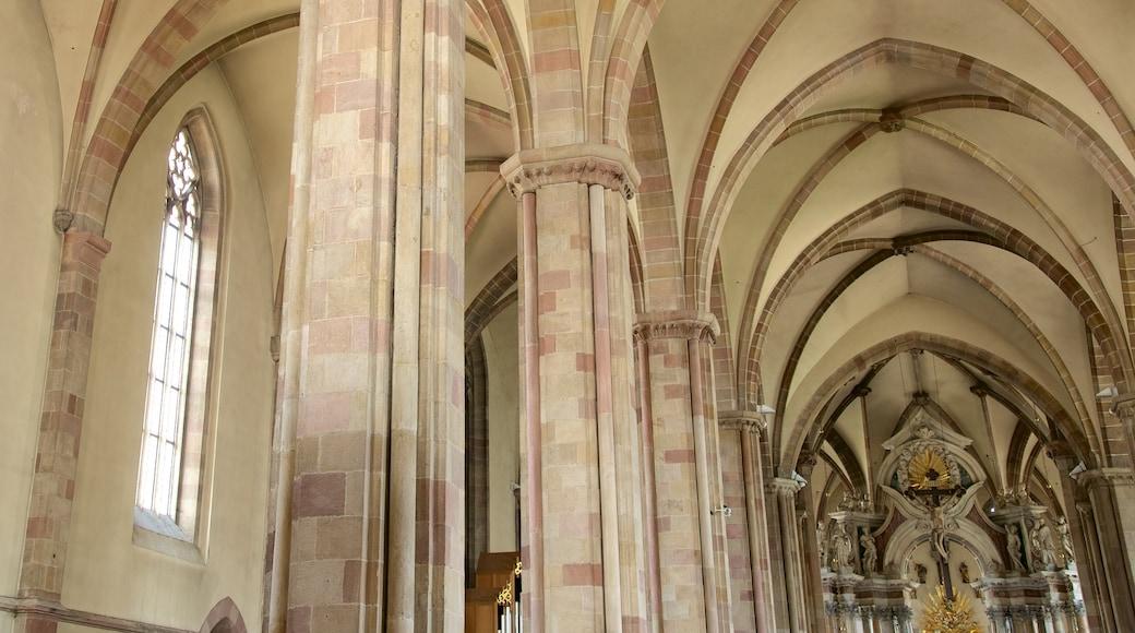 Dom Maria Himmelfahrt mit einem Innenansichten, Kirche oder Kathedrale und historische Architektur