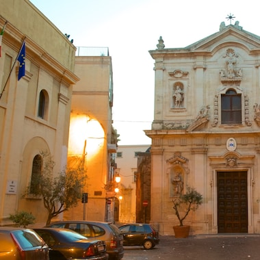 Cathedral of San Cataldo