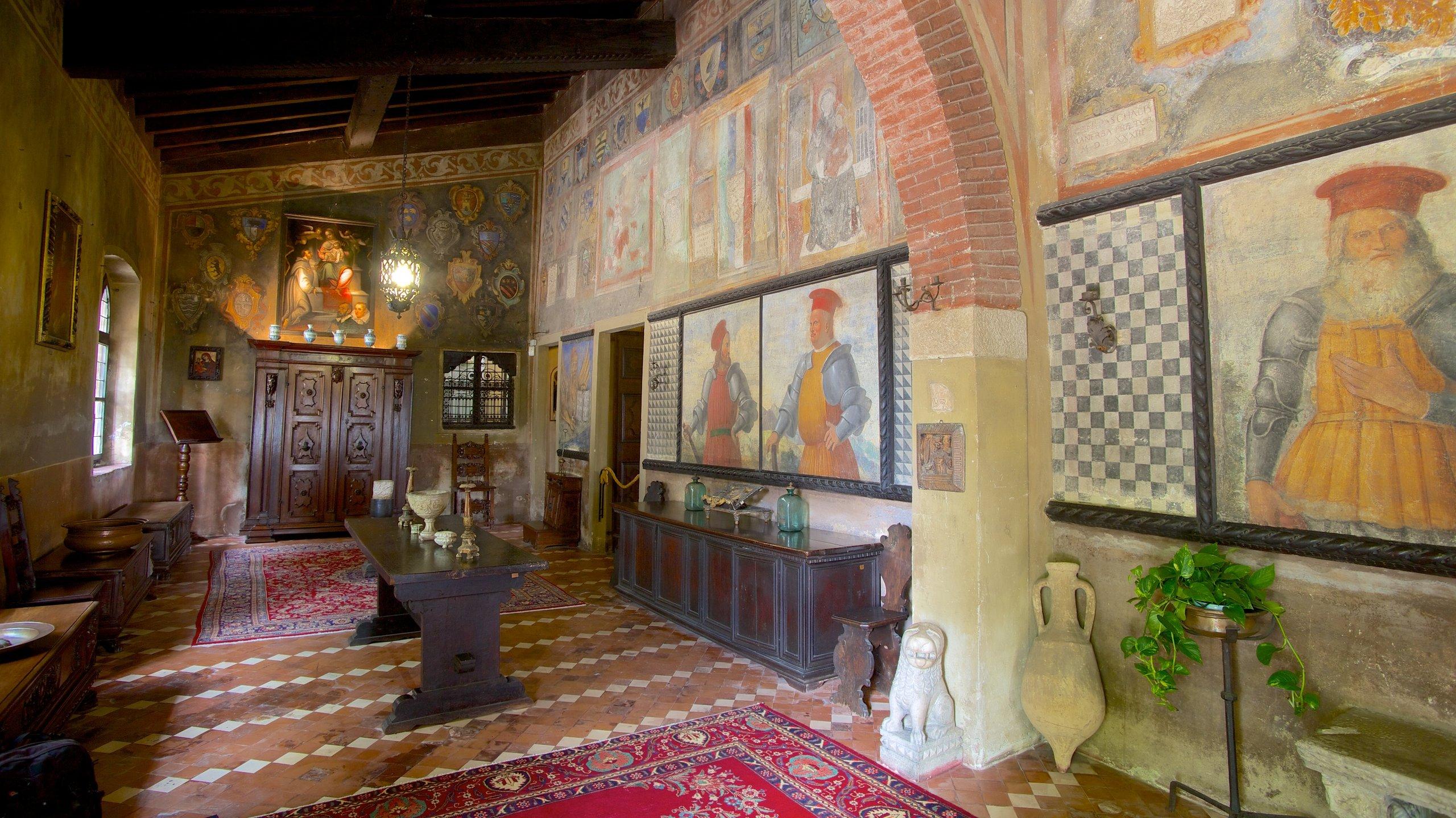 House of the Podesta, Lonato del Garda, Lombardy, Italy