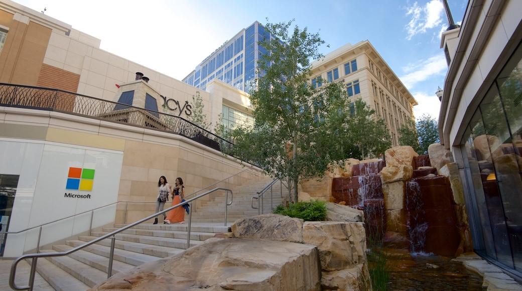 City Creek Center featuring modern architecture